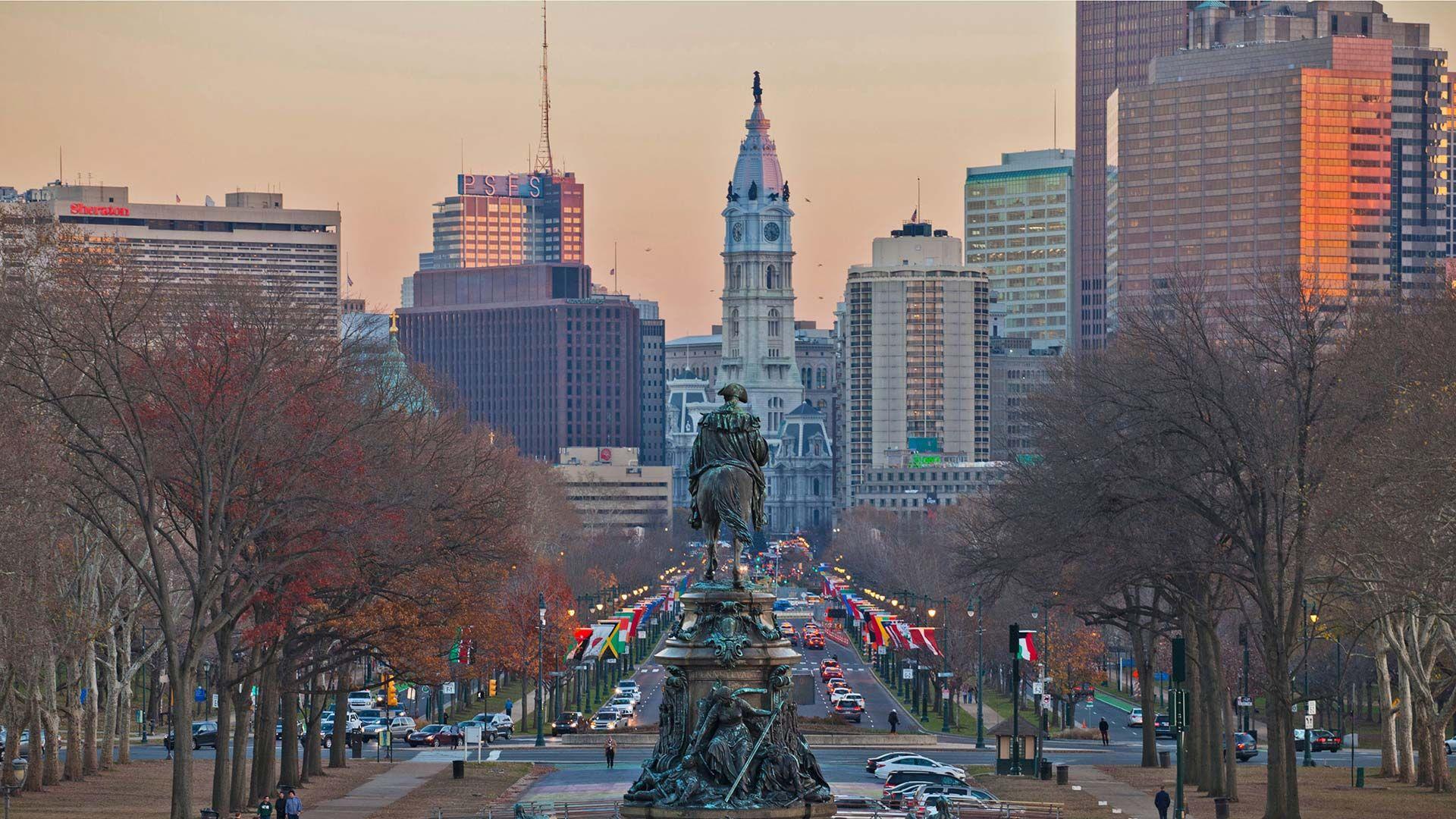 Philadelphia desktop image