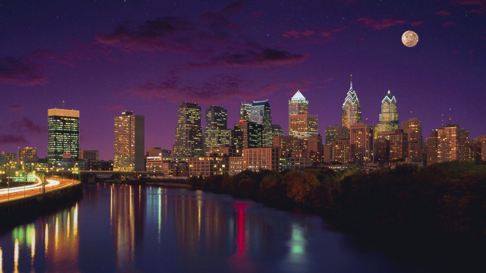 Philadelphia hd wallpaper