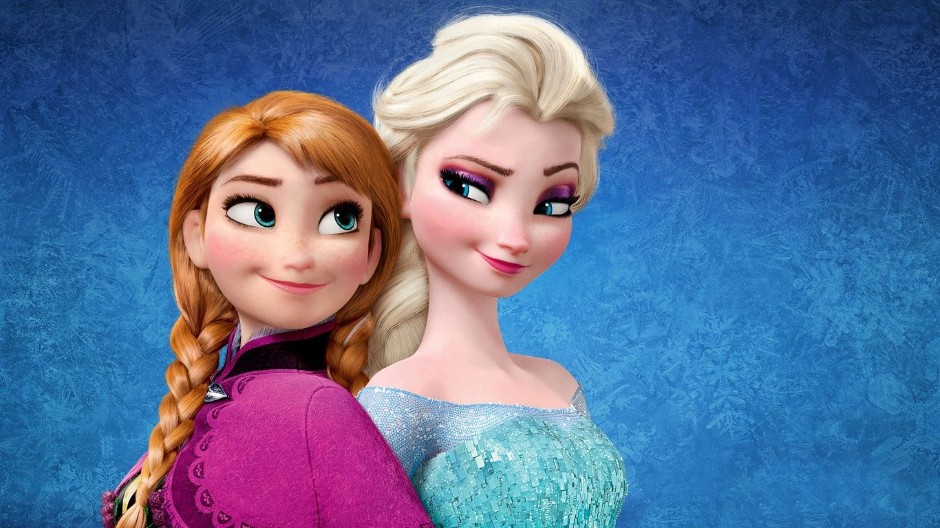 Pictures Frozen Elsa And Anna