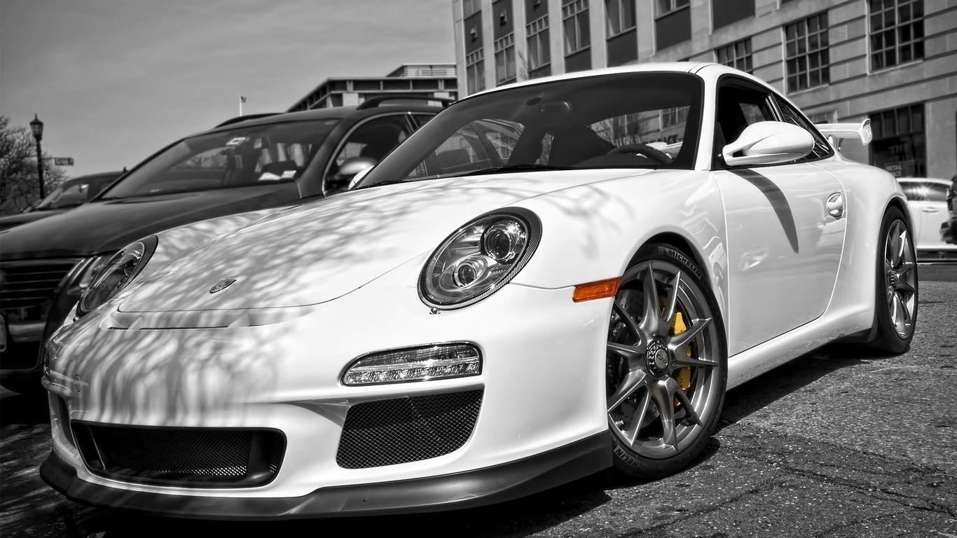 Porsche Laptop background image
