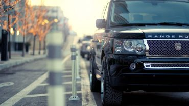 Range Rover picture