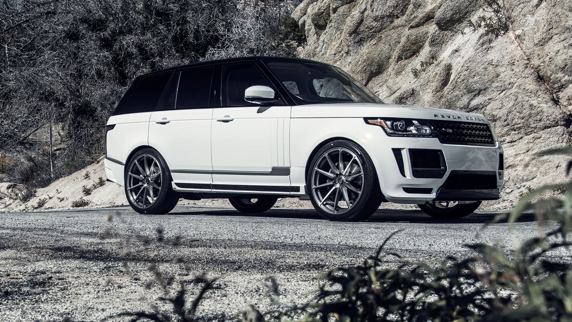 Range Rover wallpaper for computer