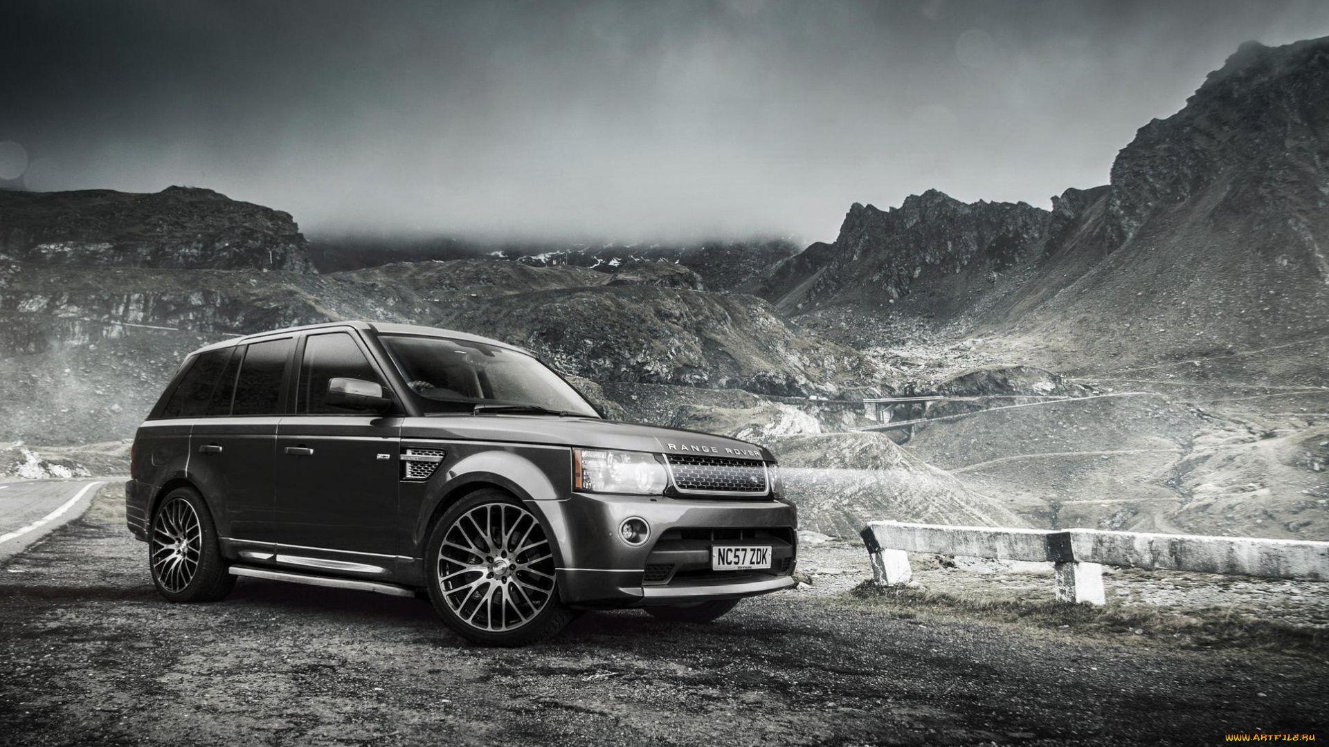 Range Rover pics
