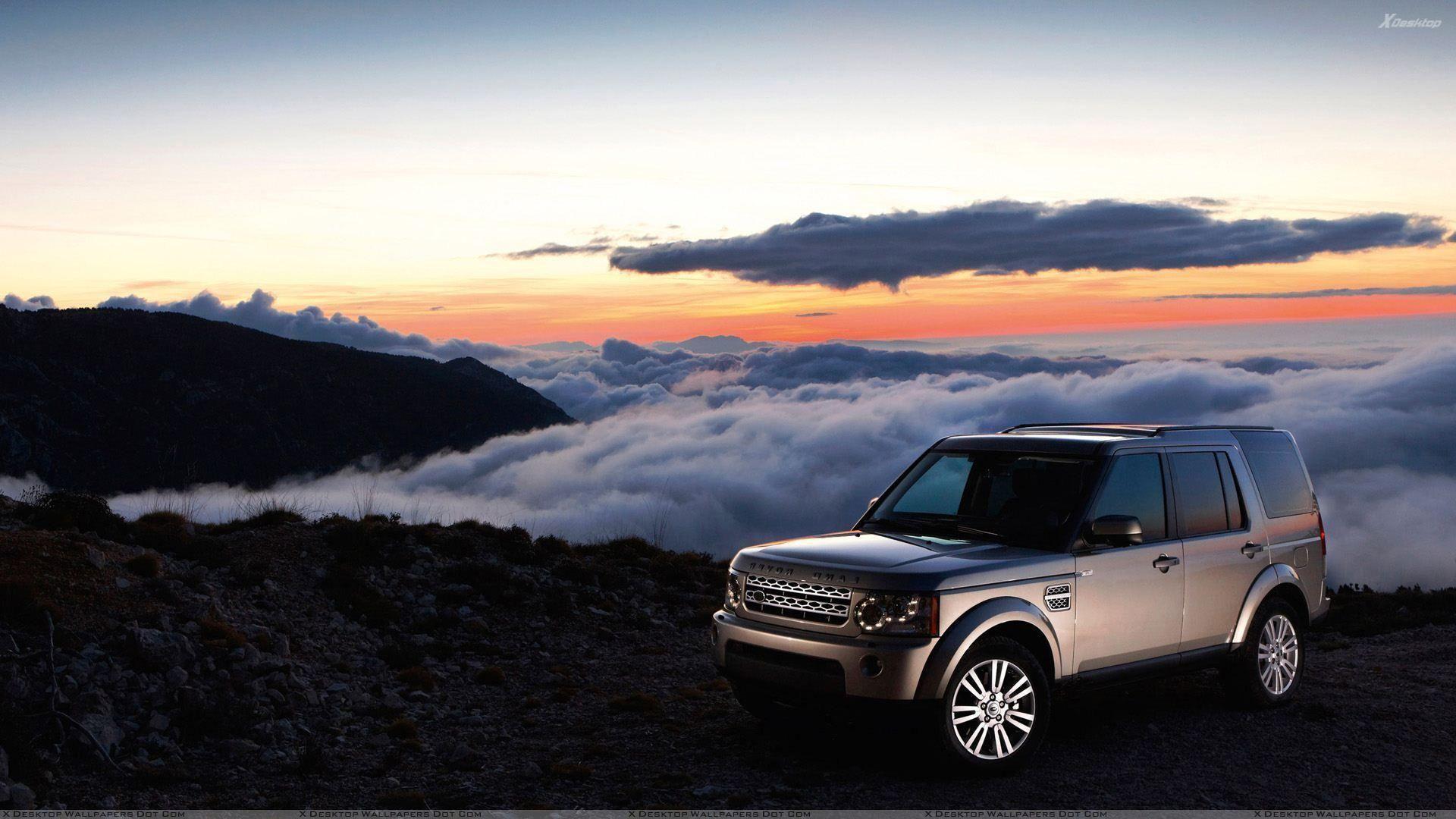 Range Rover background wallpaper