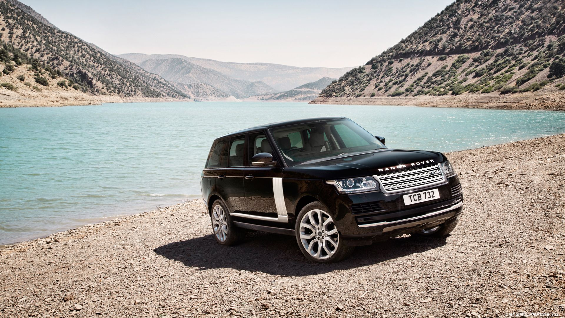 Range Rover picture image