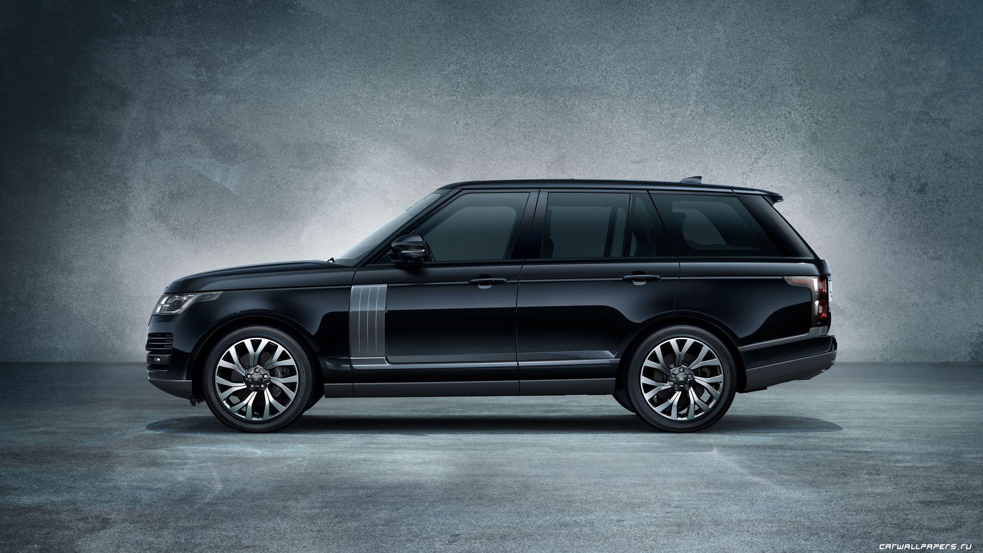Range Rover 1080p background