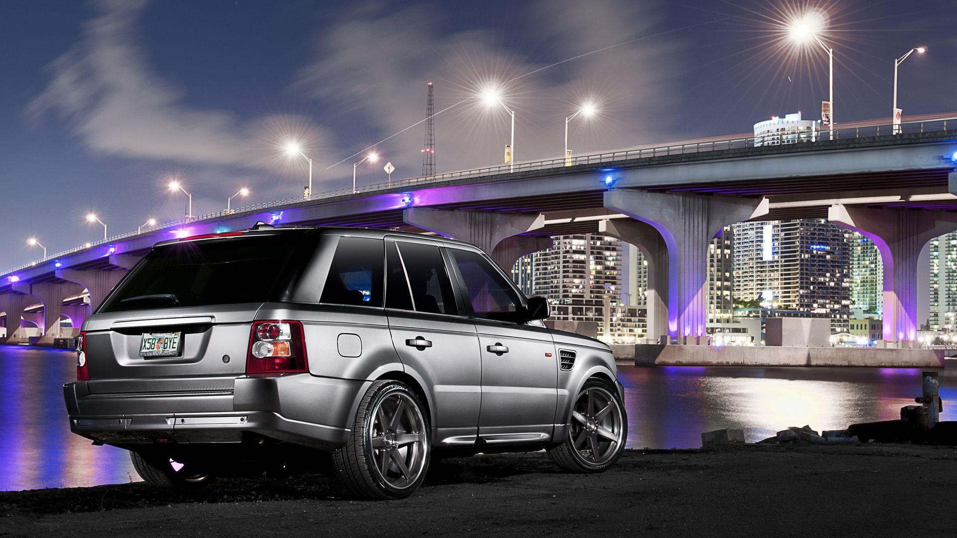 Range Rover free image