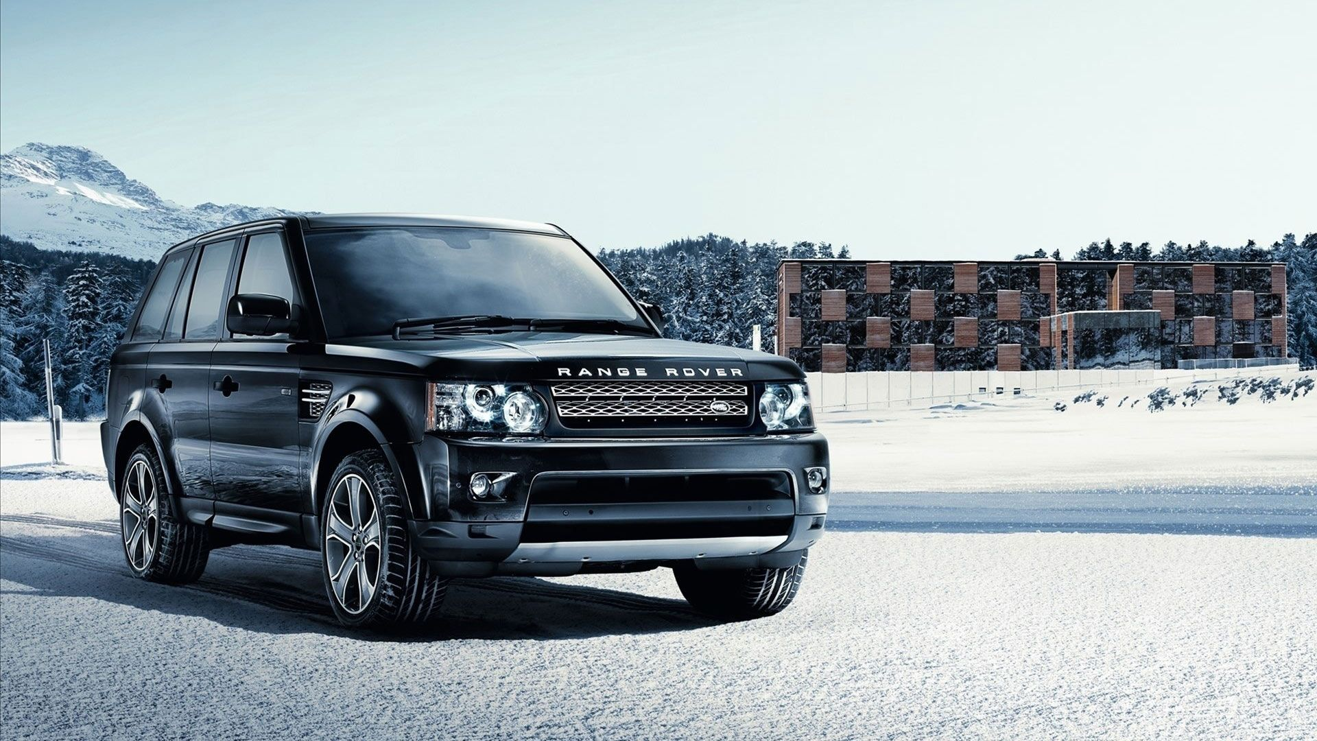 Range Rover wallpaper free