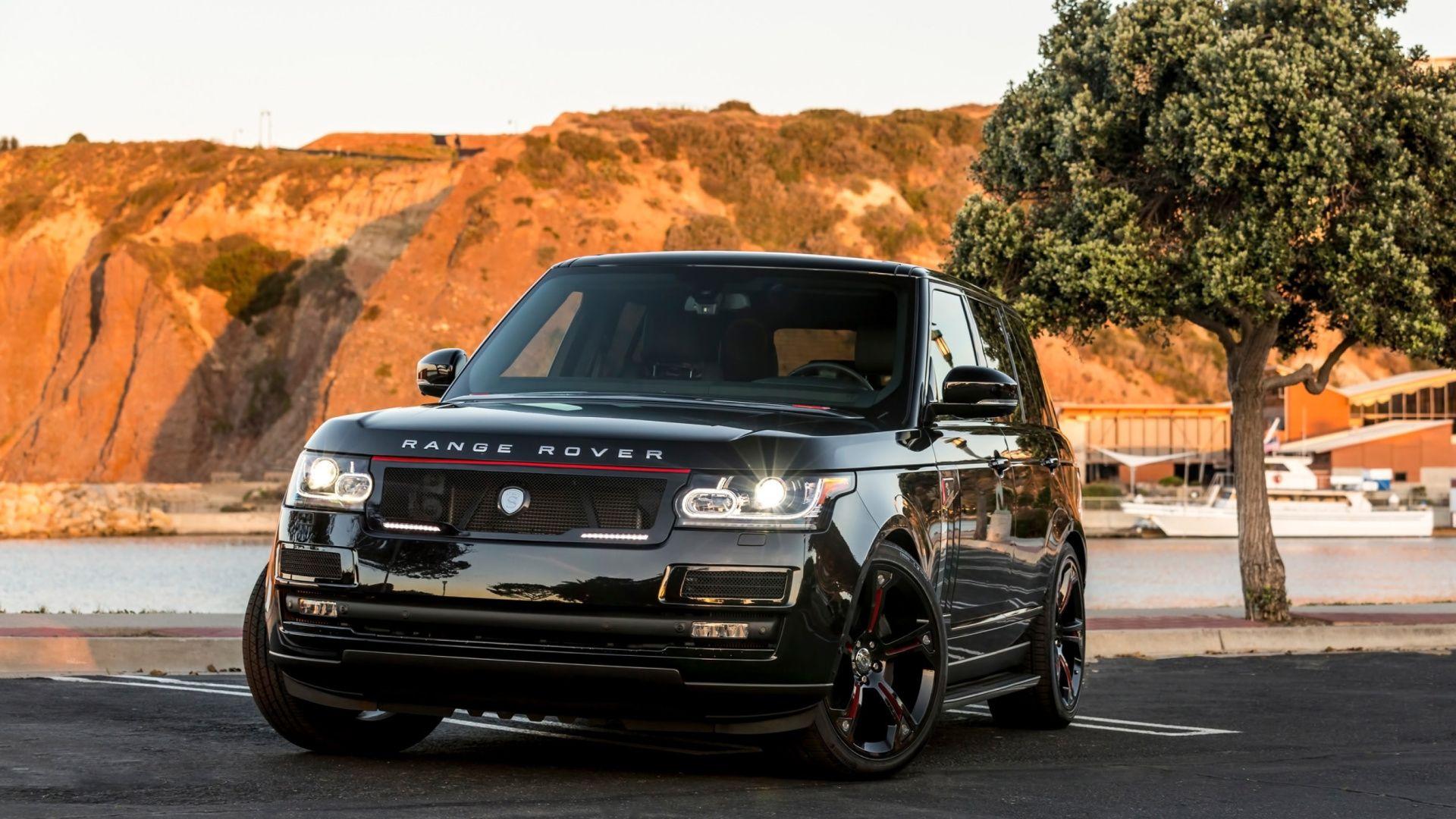 Range Rover full hd wallpaper