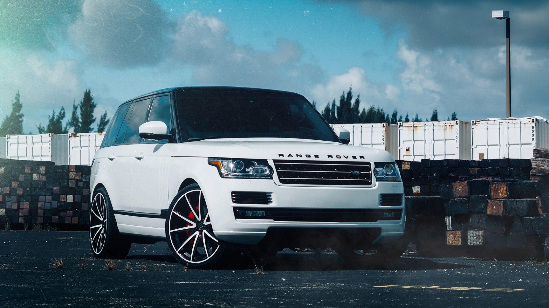 Range Rover 1080p picture