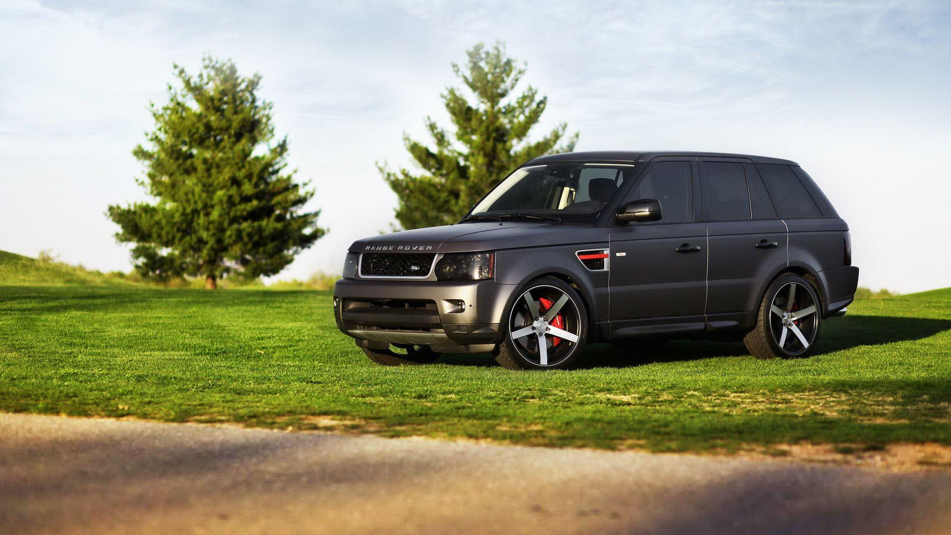 Range Rover desktop wallpaper