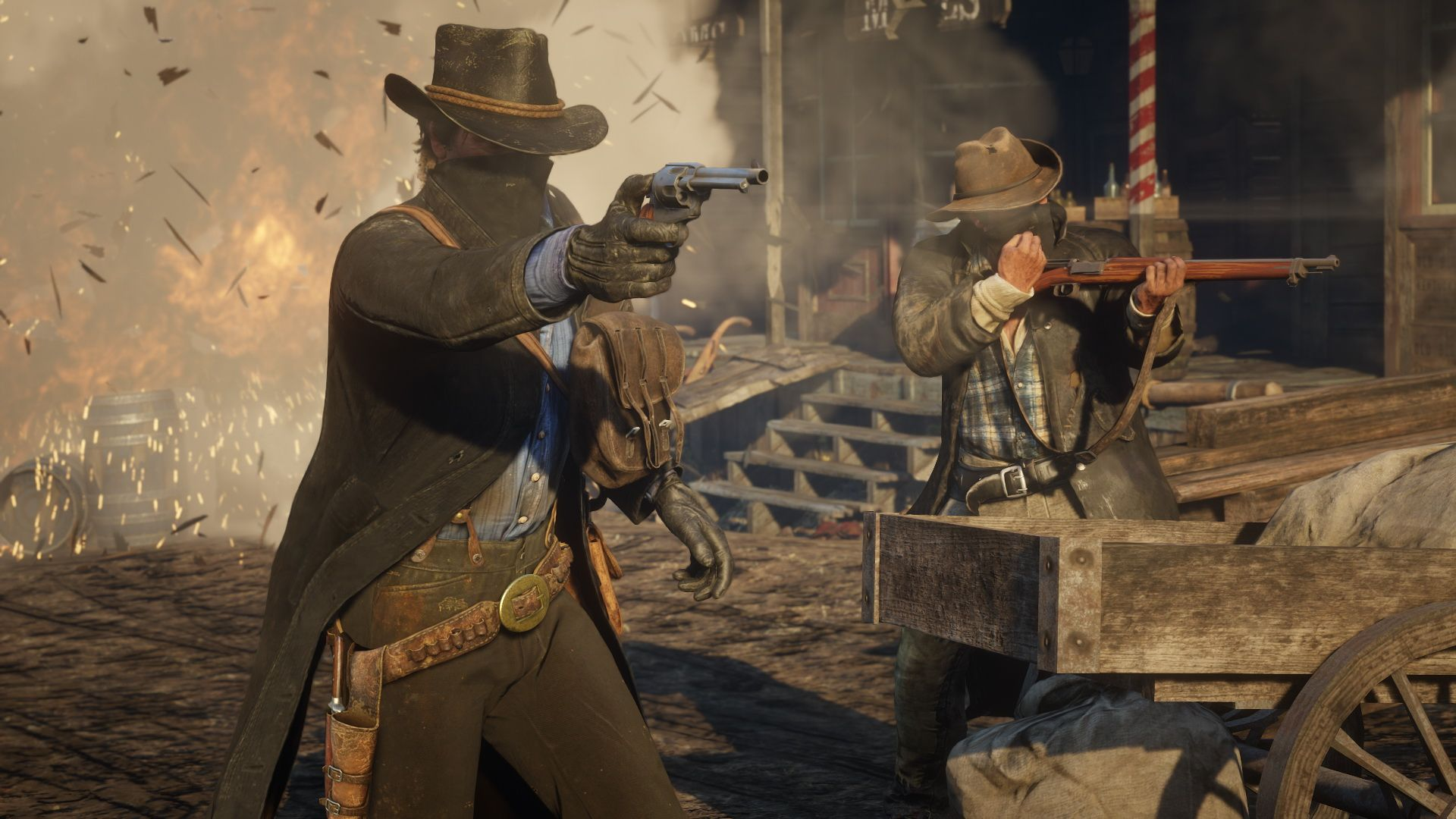 Red Dead Redemption 2 Pictures