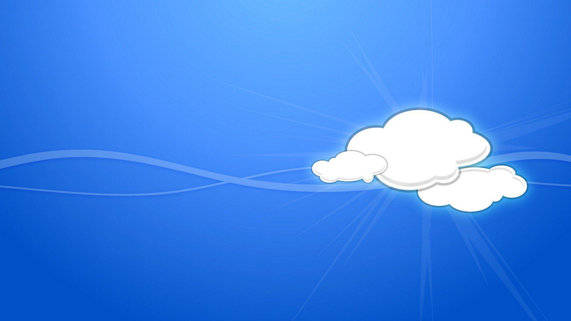 Sky Vector desktop background hd
