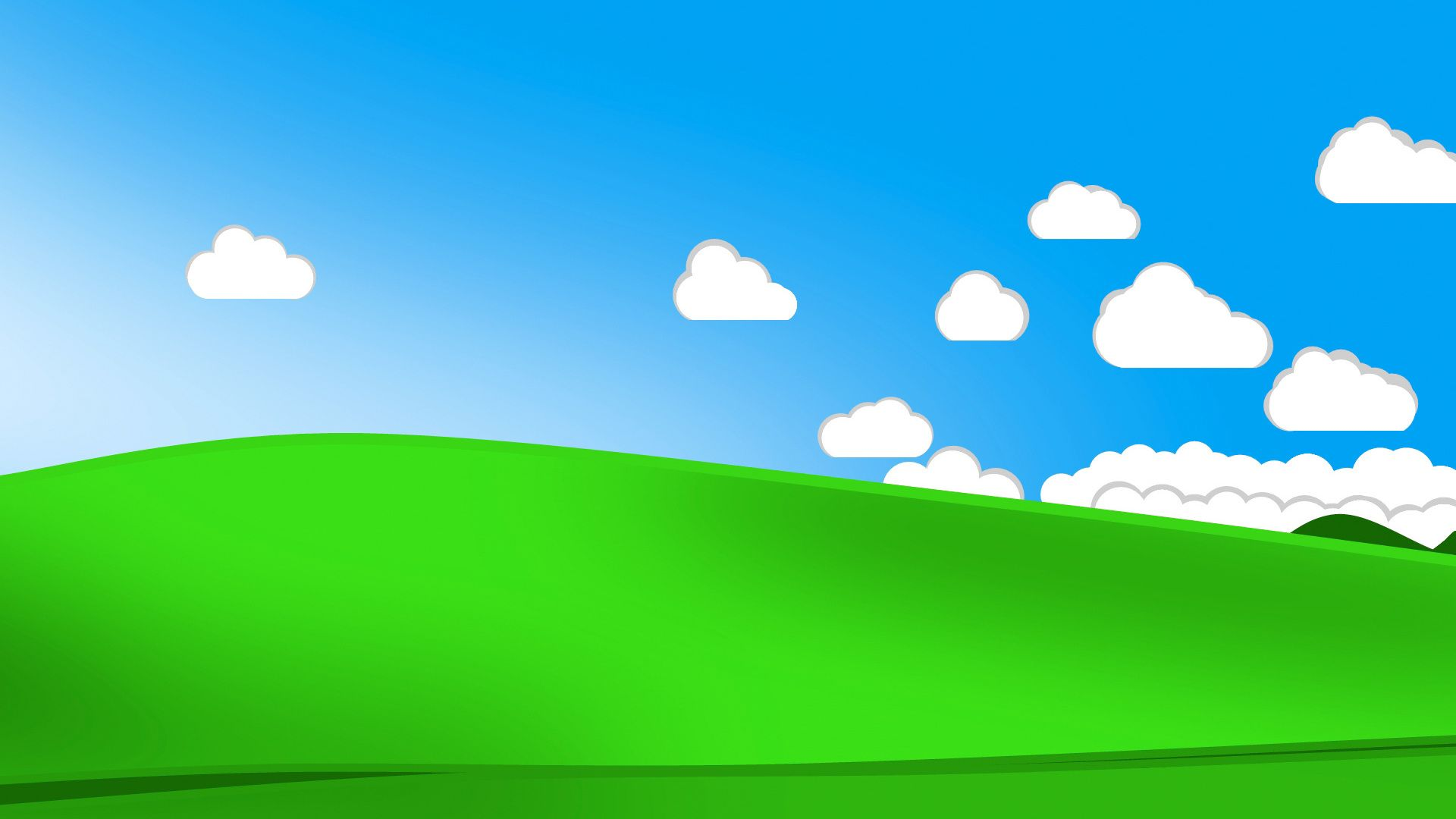 Sky Vector picture
