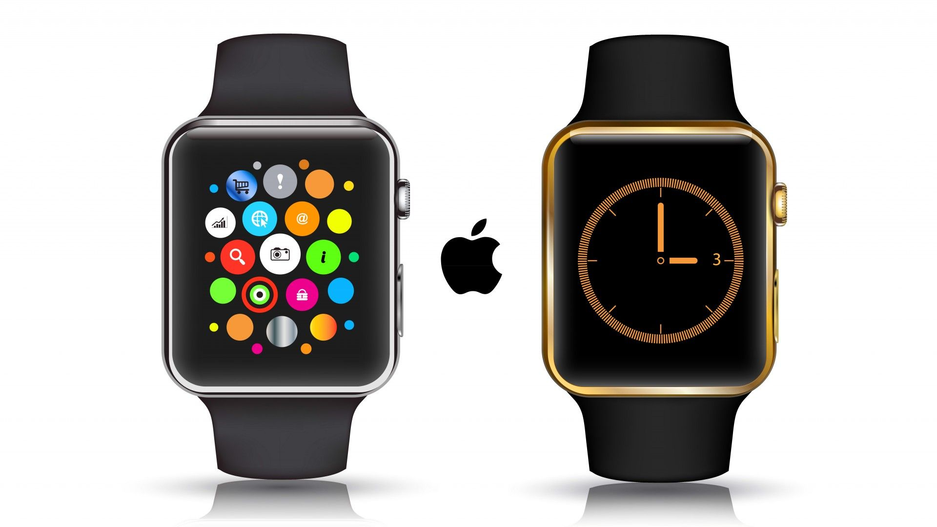 Smartwatch 1080p