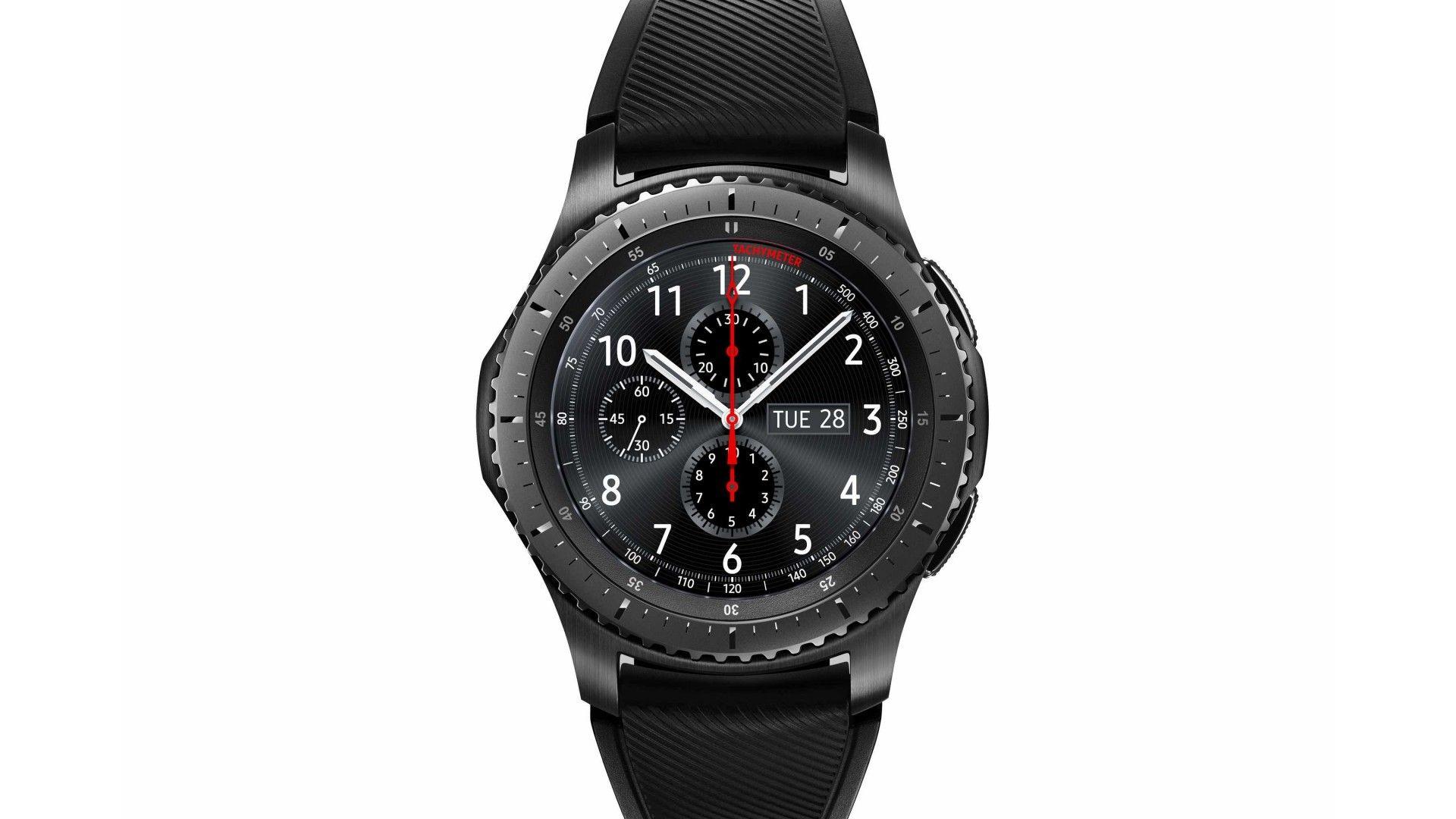 Smartwatch 1080p background