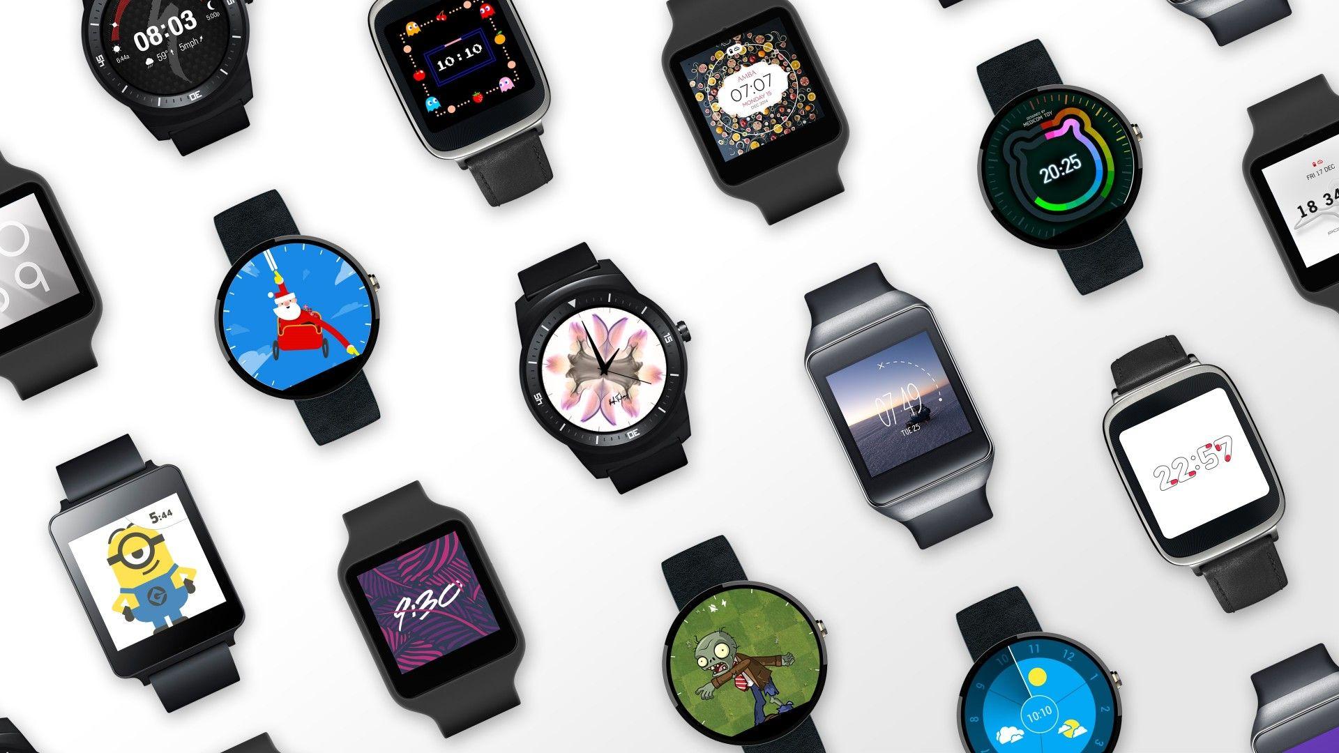Smartwatch wallpaper 1080p