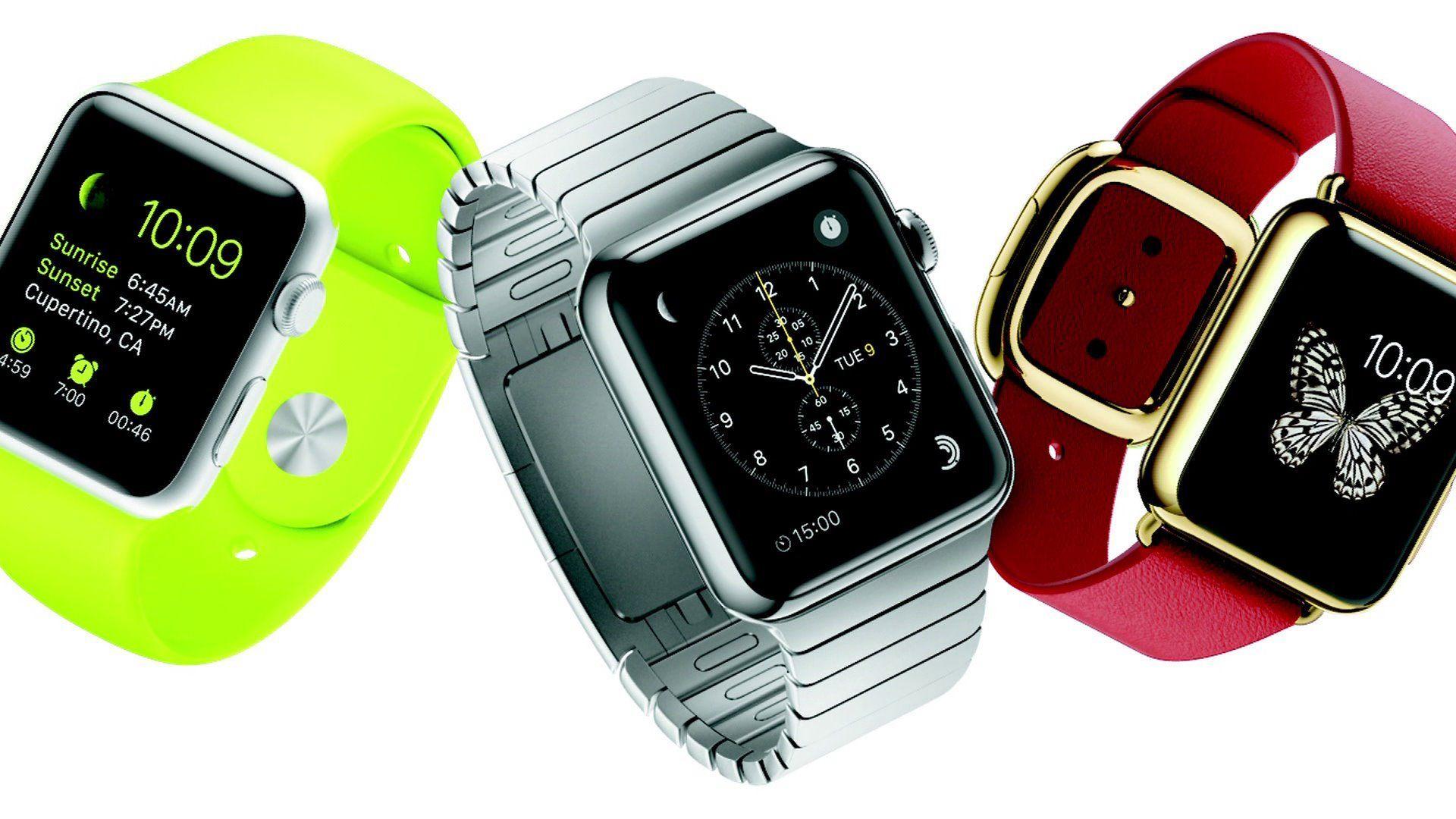 Smartwatch 1080p wallpaper