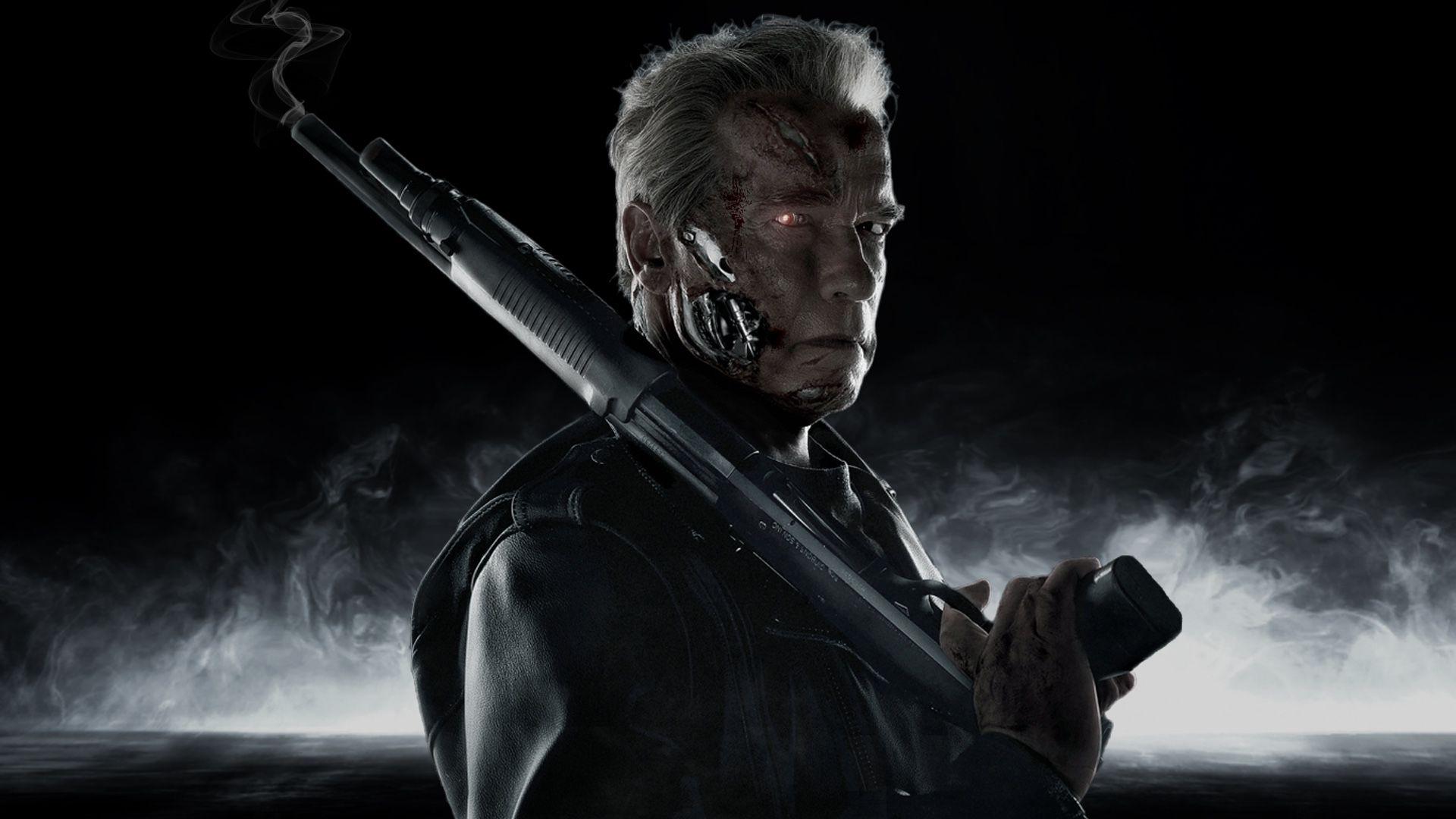 Terminator 6 Dark Destiny 2019