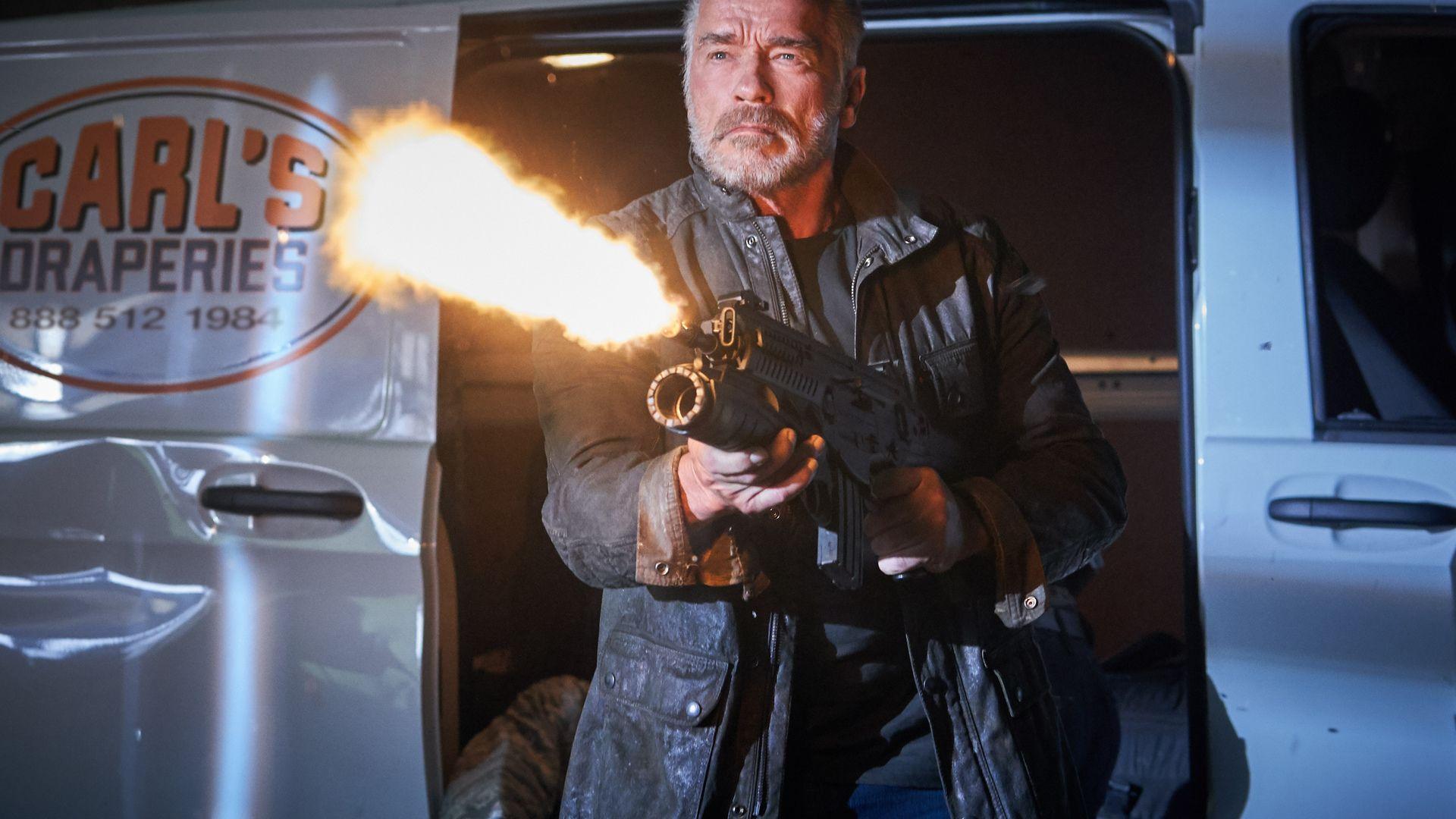 Terminator Dark Destiny 2019