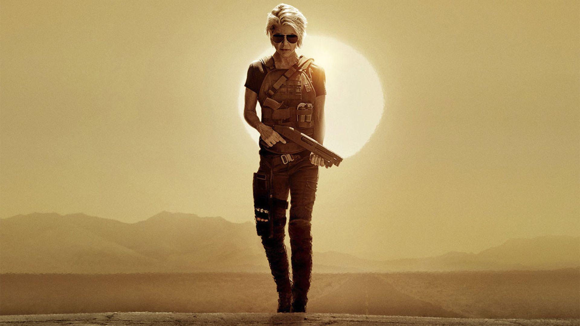 Terminator Dark Faith Sarah Connor