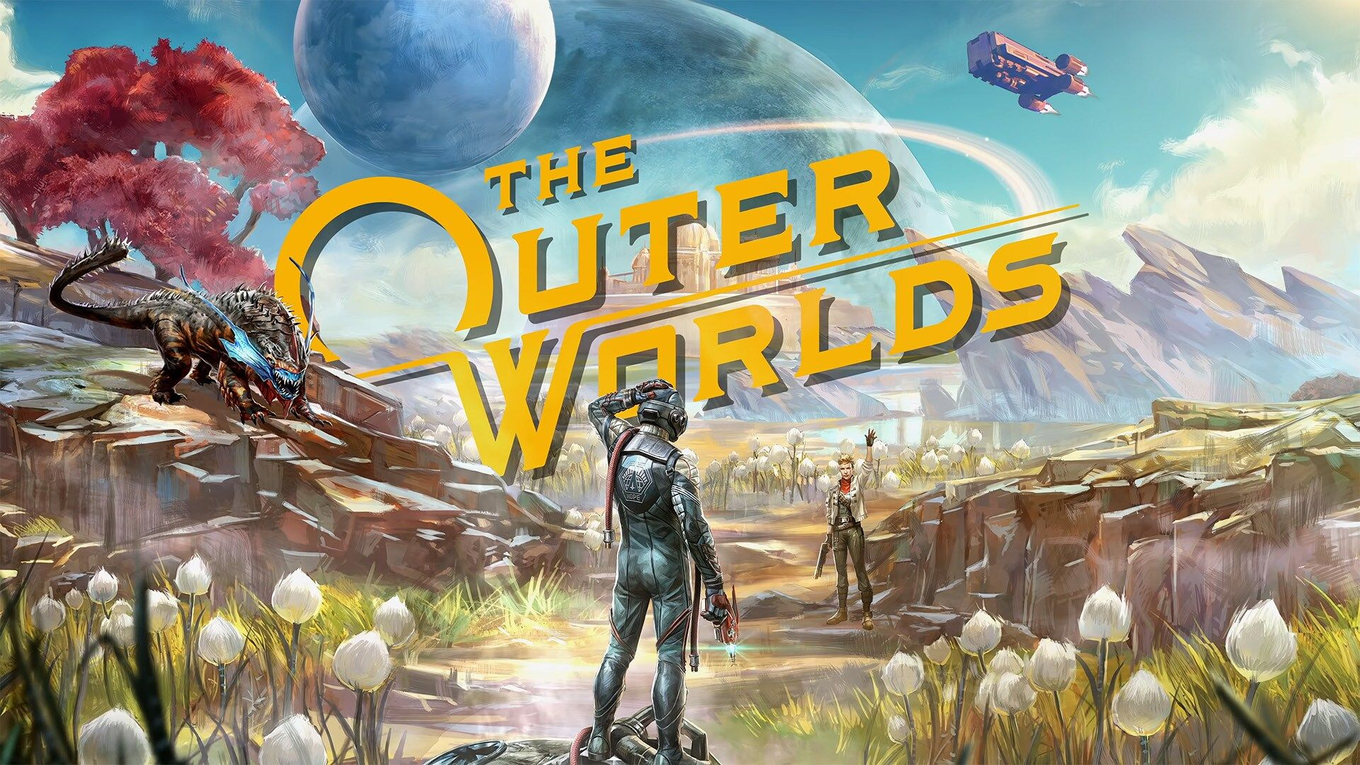 The Outer Worlds Wallpaper