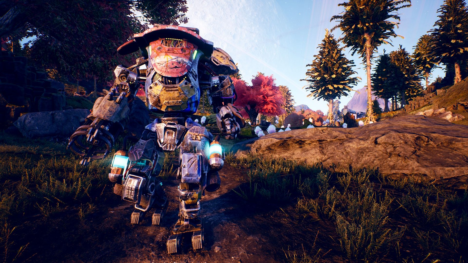 The Outer Worlds From Obsidian