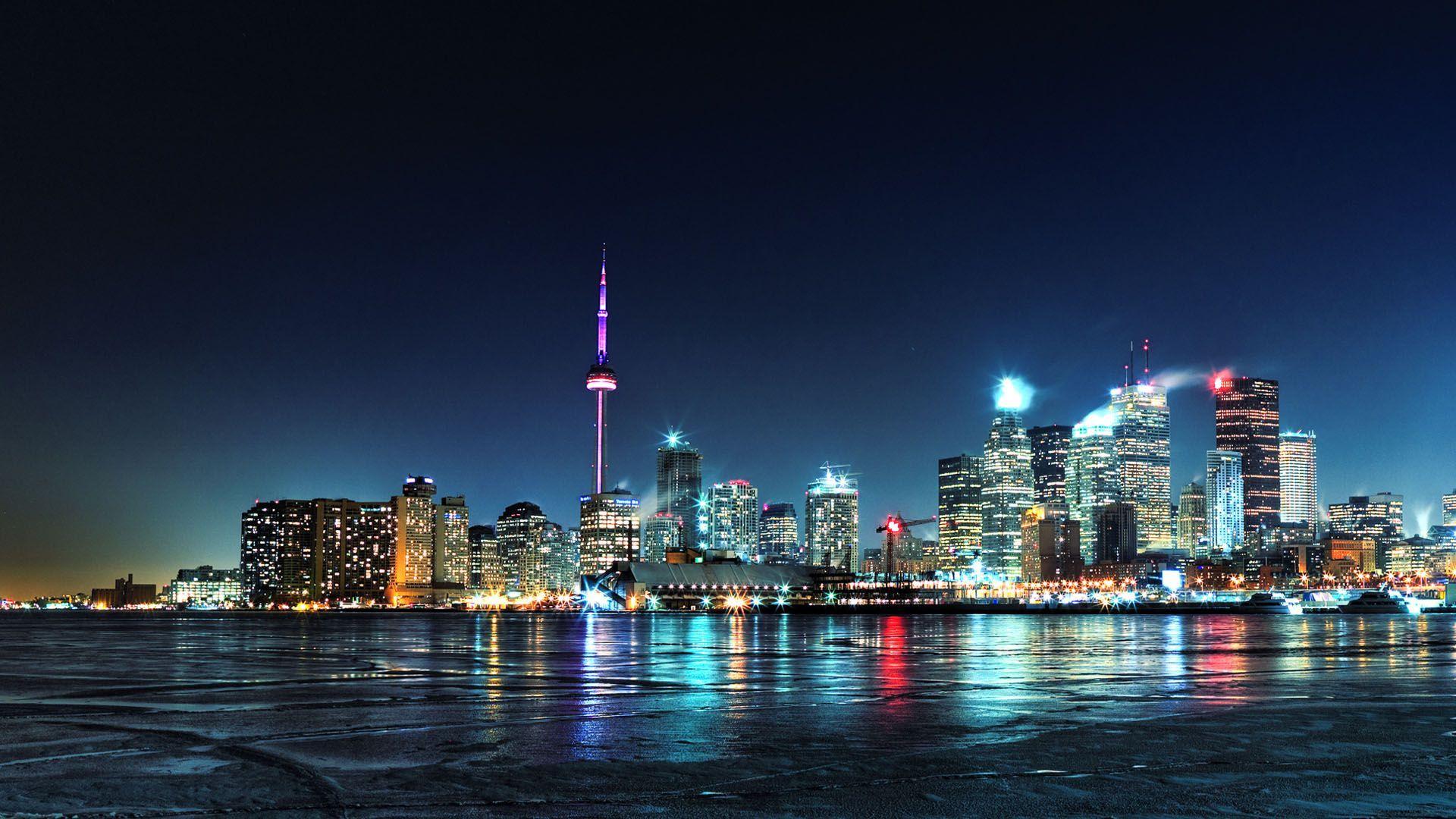 Toronto 1080p wallpaper