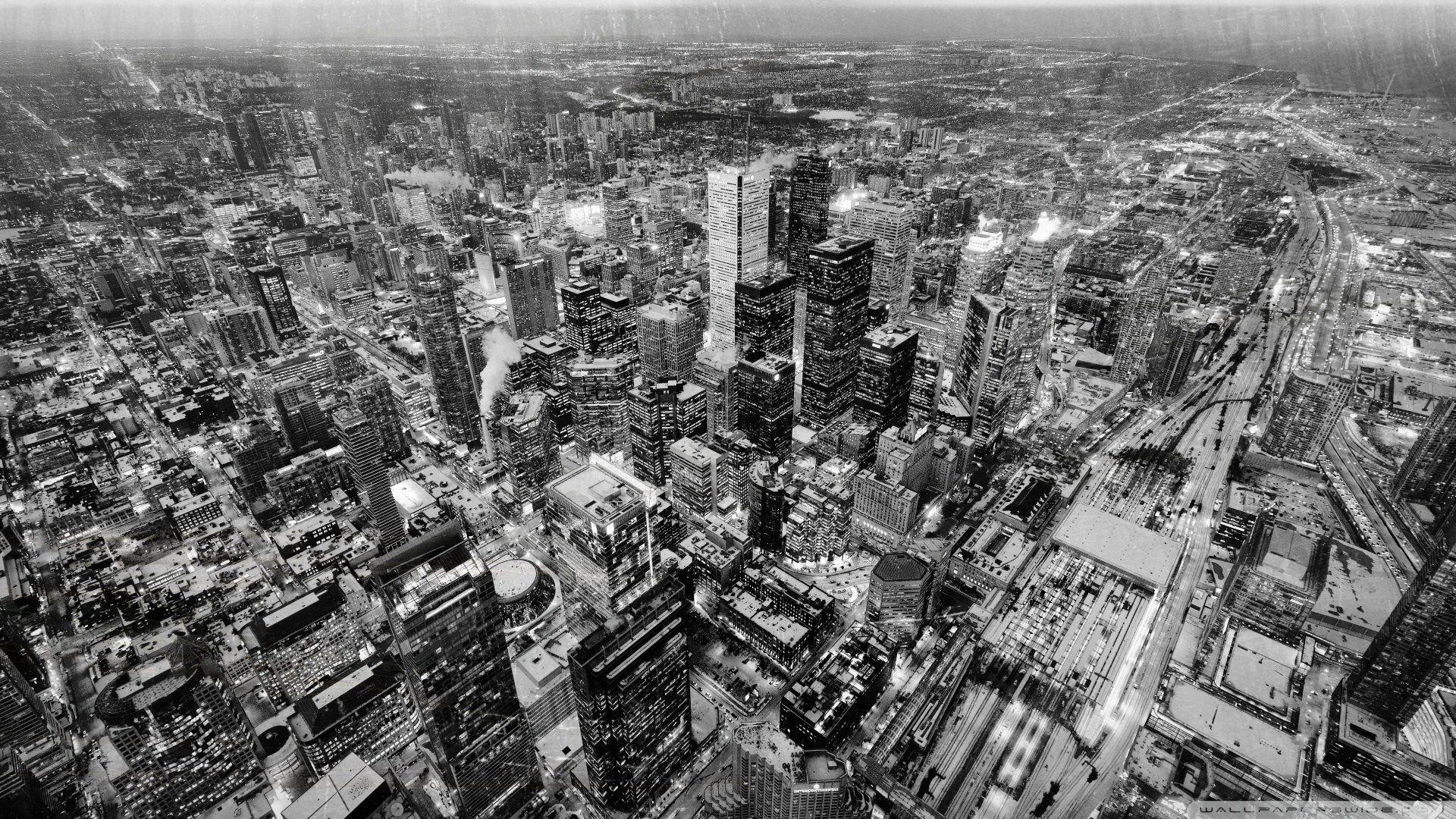 Toronto desktop background