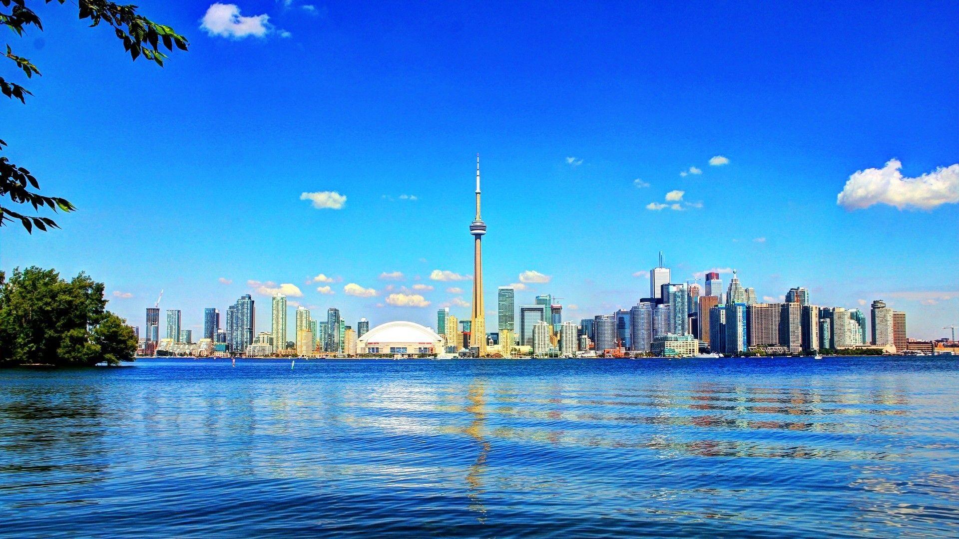 Toronto wallpaper background