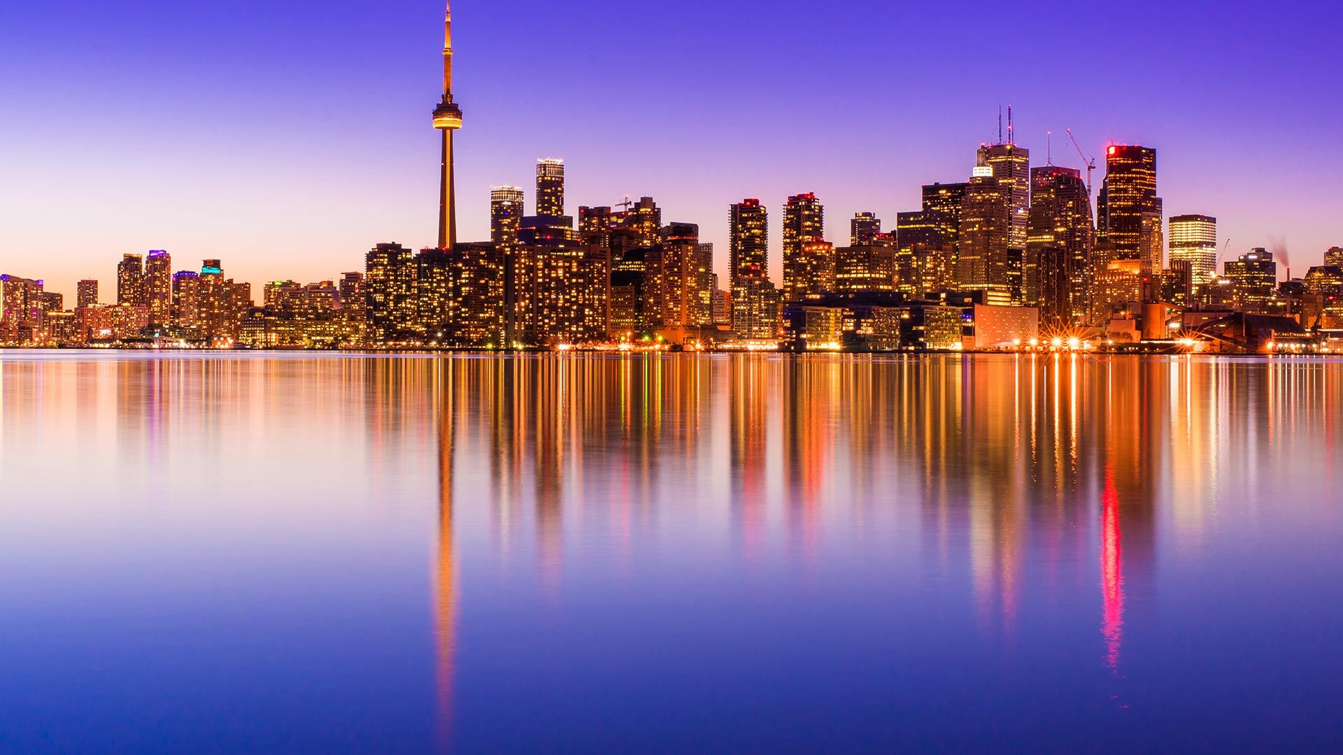 Toronto desktop image