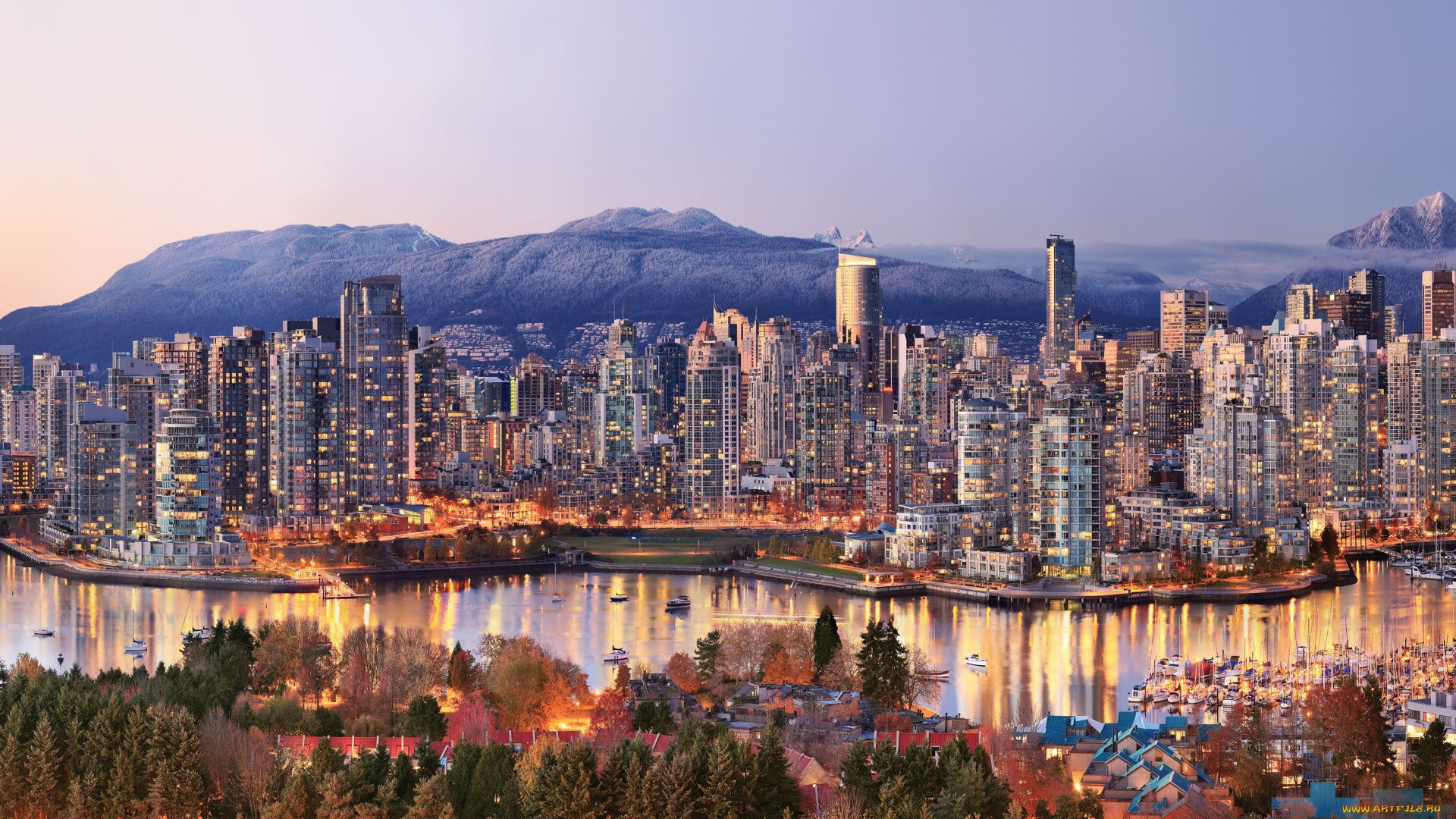 Vancouver picture wallpaper