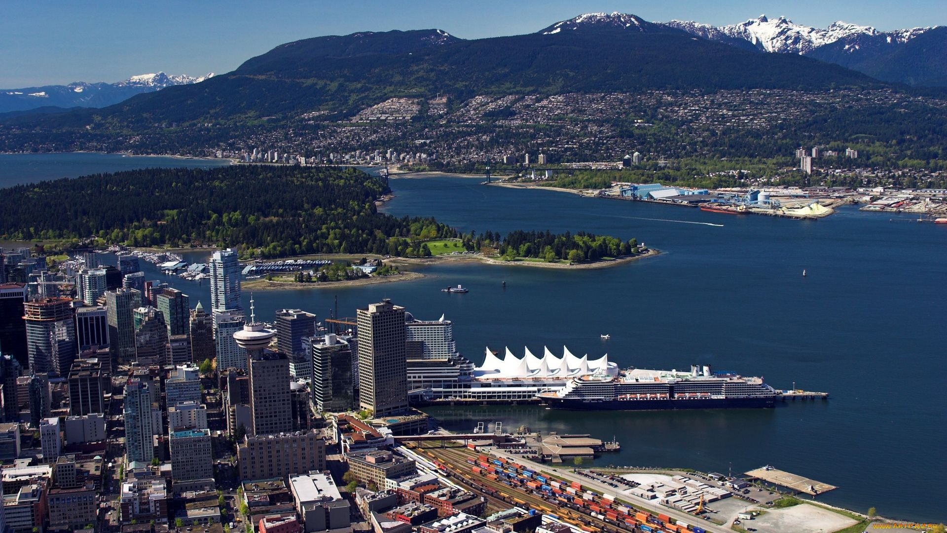 Vancouver picture free download