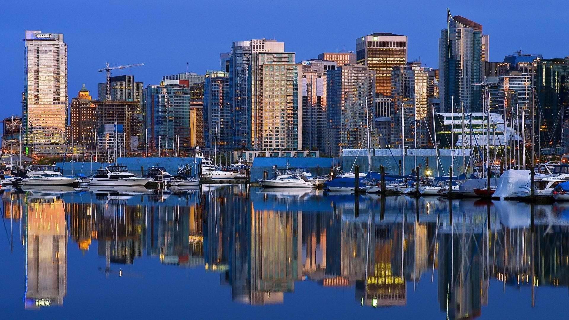 Vancouver full hd wallpaper