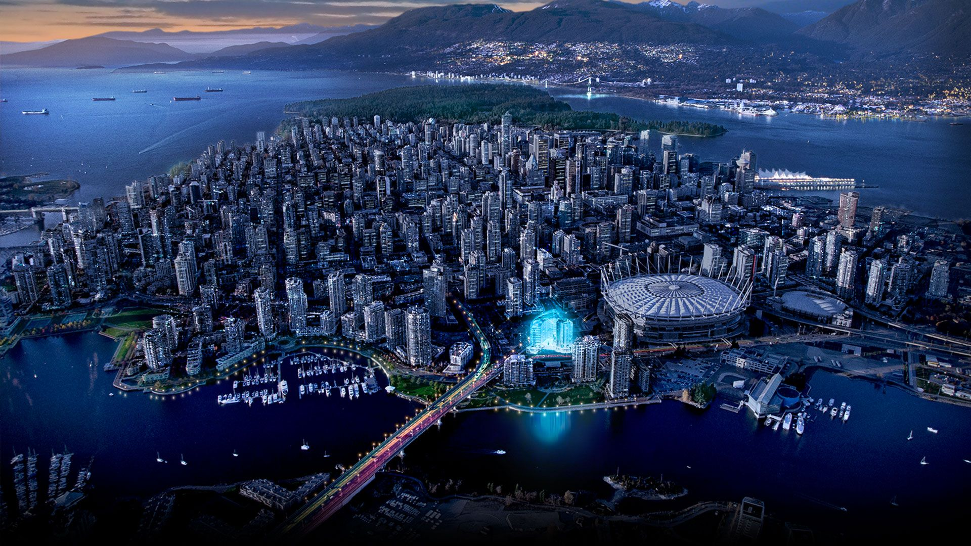 Vancouver 1080p picture