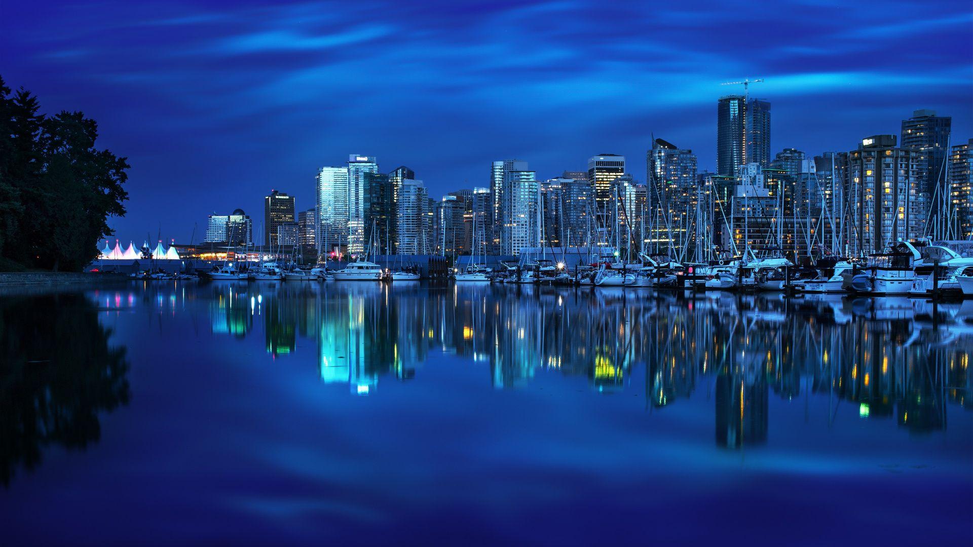 Vancouver wallpaper 1080p