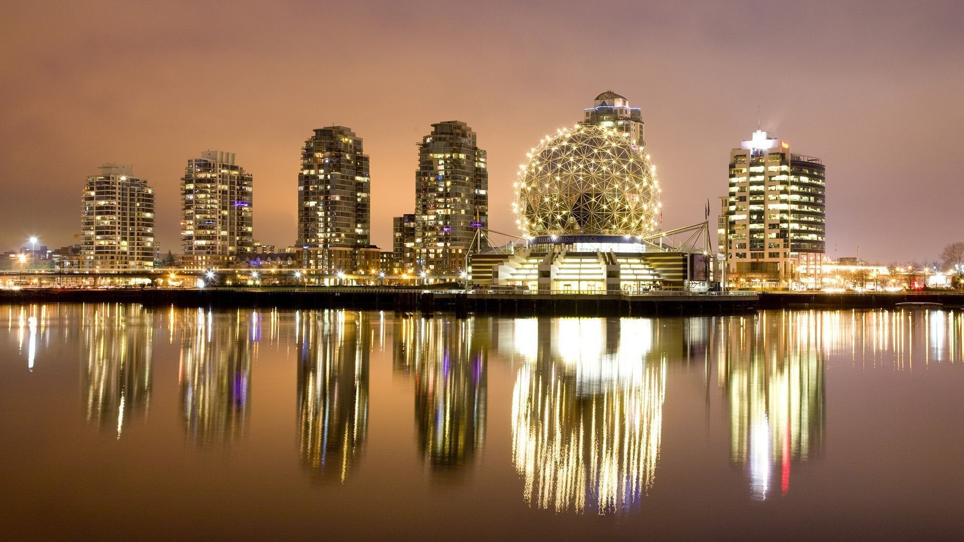 Vancouver free background
