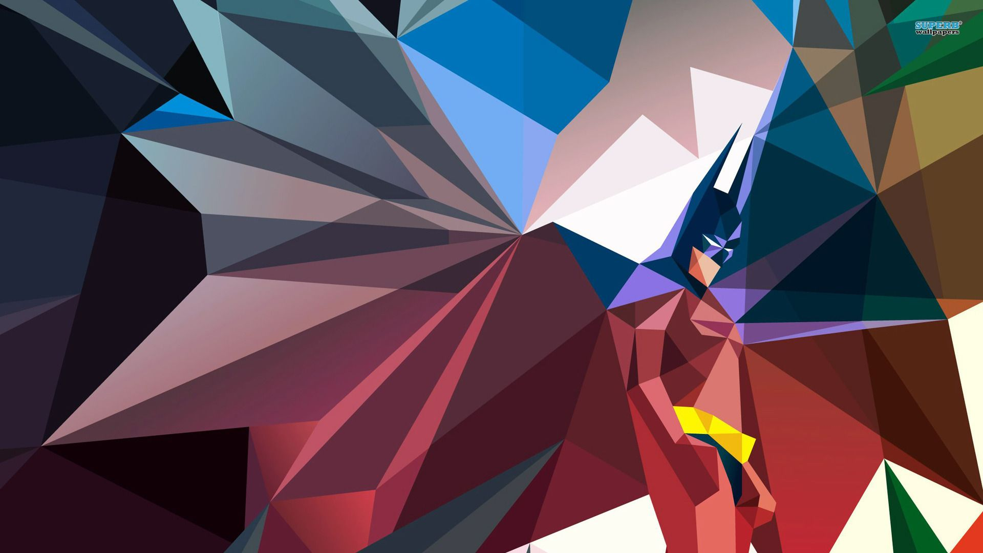Vector Art 1080p wallpaper