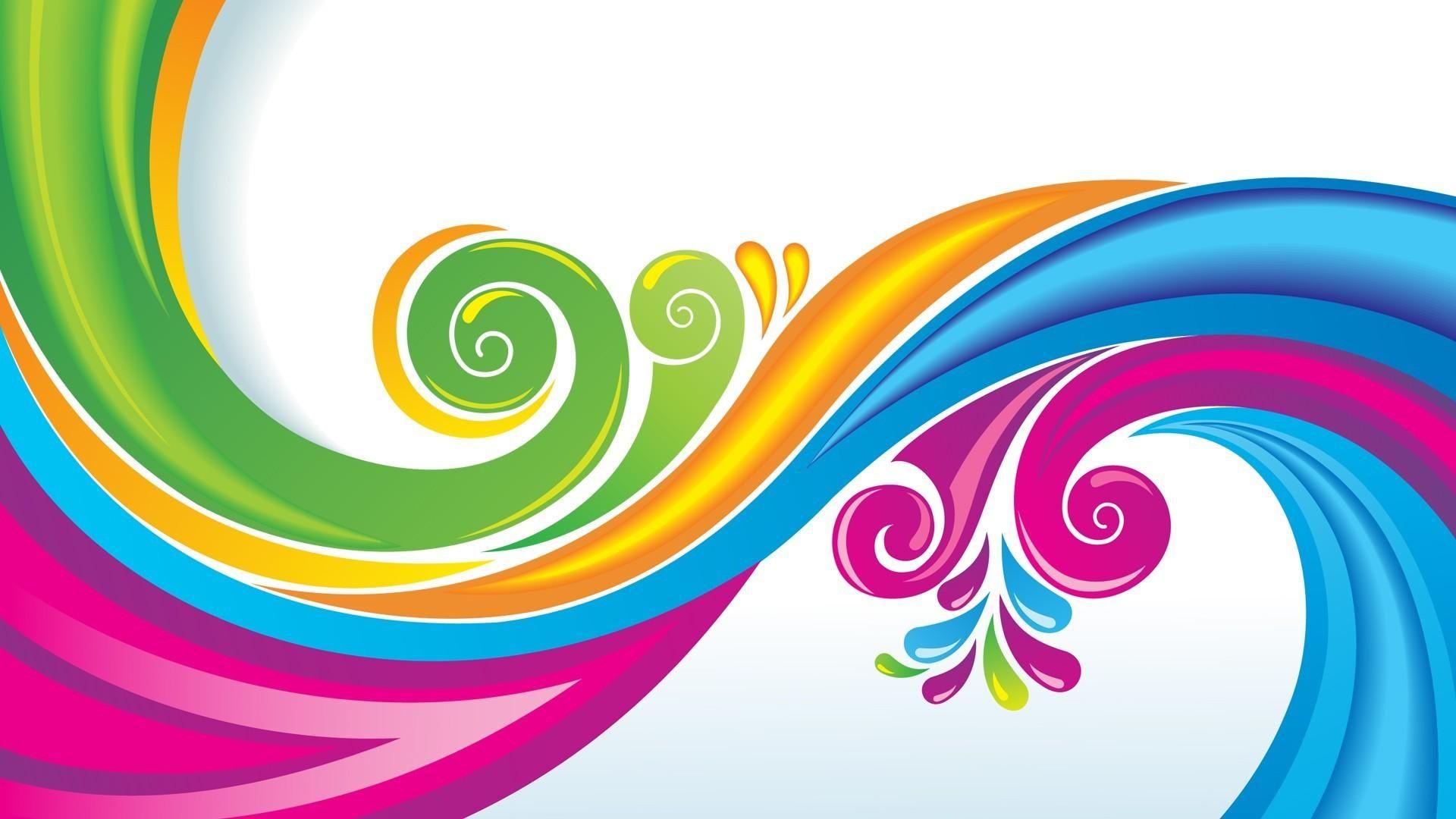 Vector Art desktop background