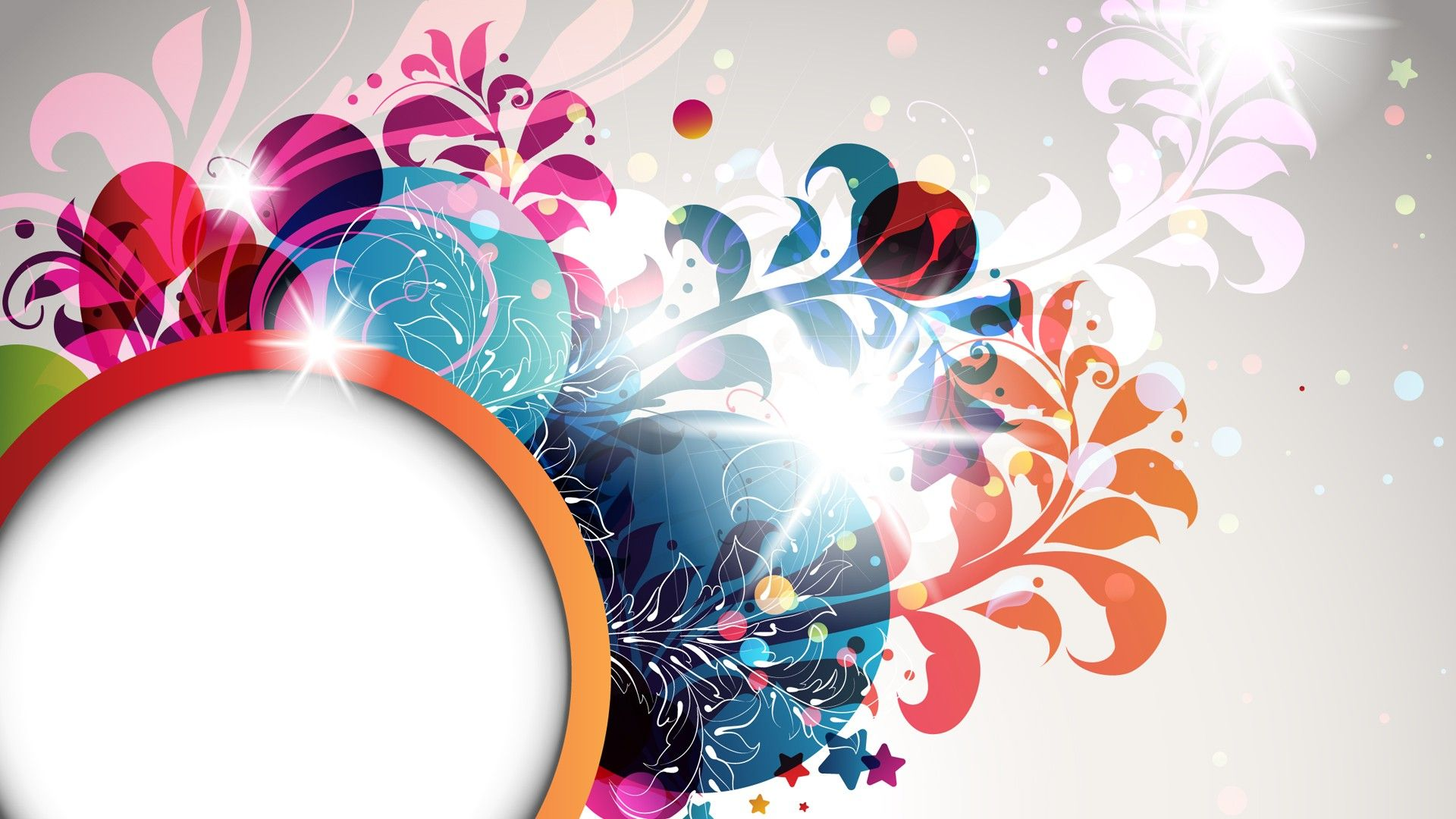 Vector Art free desktop background