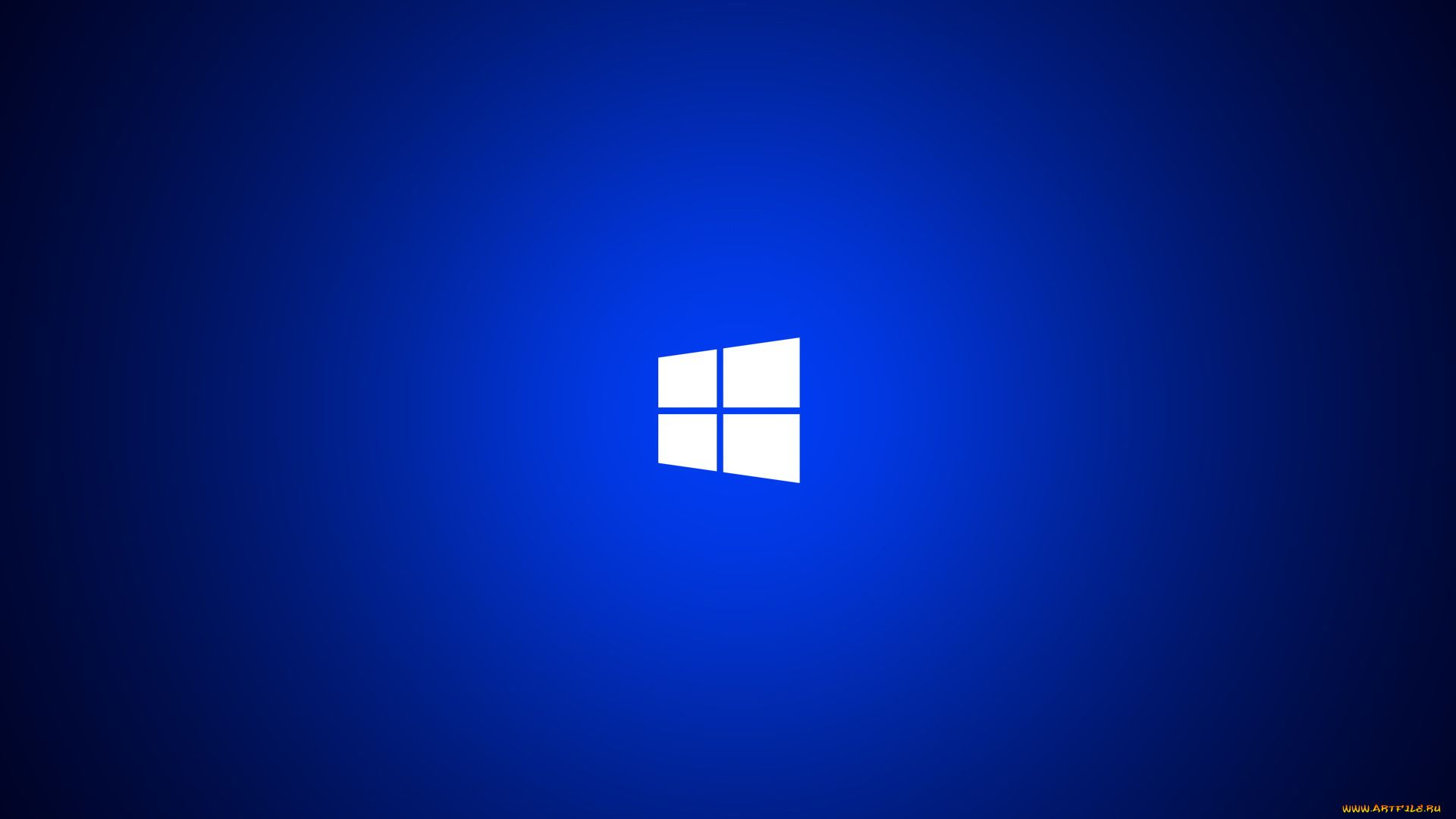 Windows Span desktop background