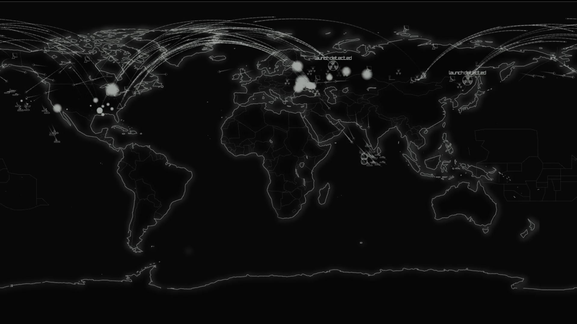 World Map good background