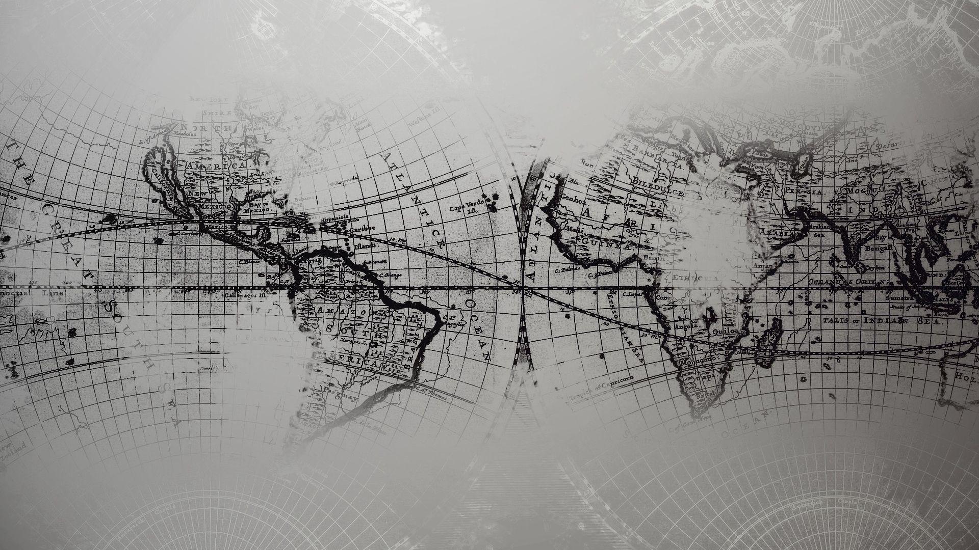 World Map pics