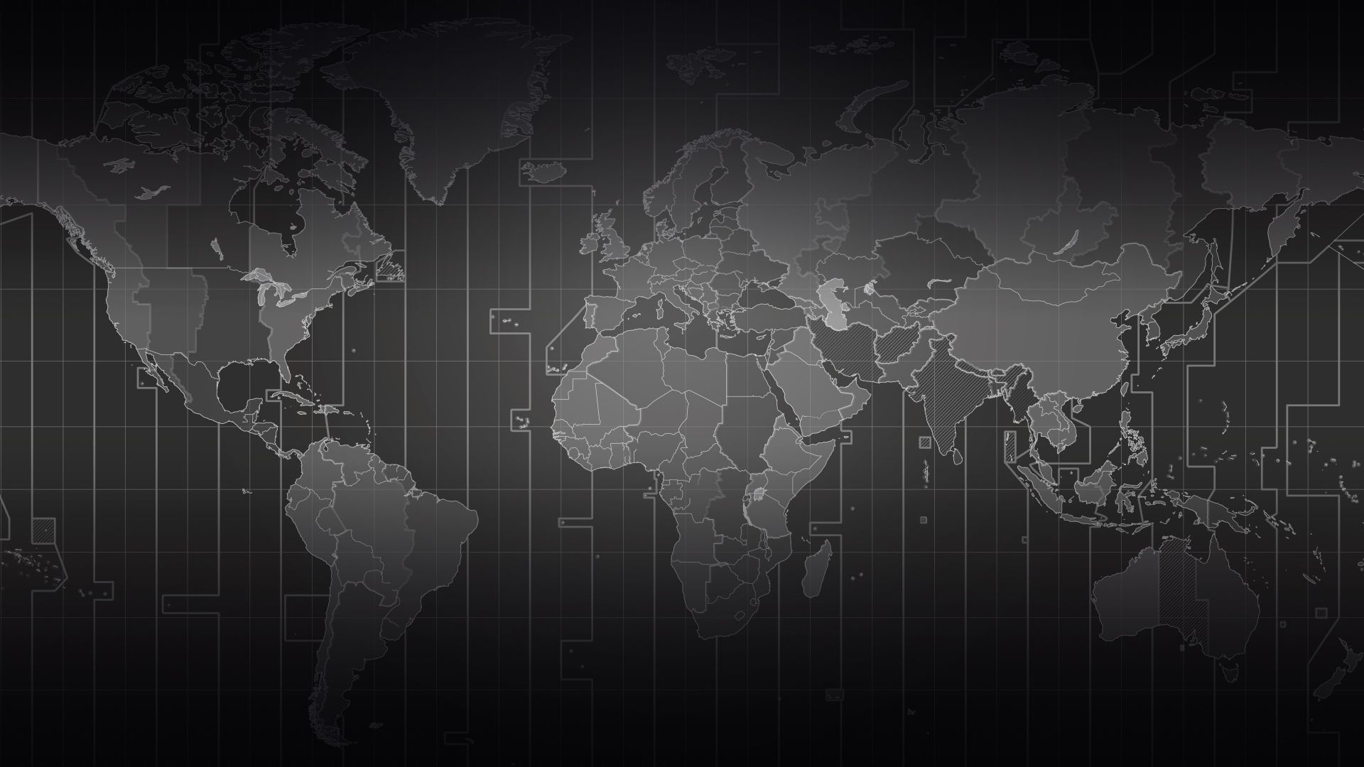 World Map 1080p picture