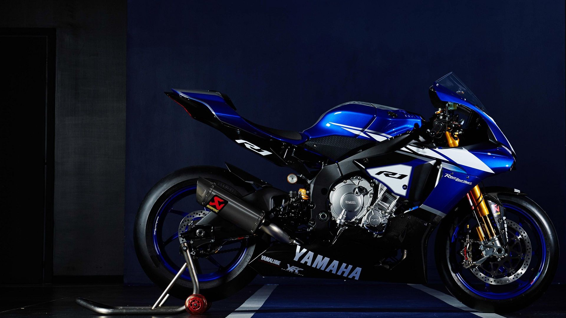 Yamaha hd picture