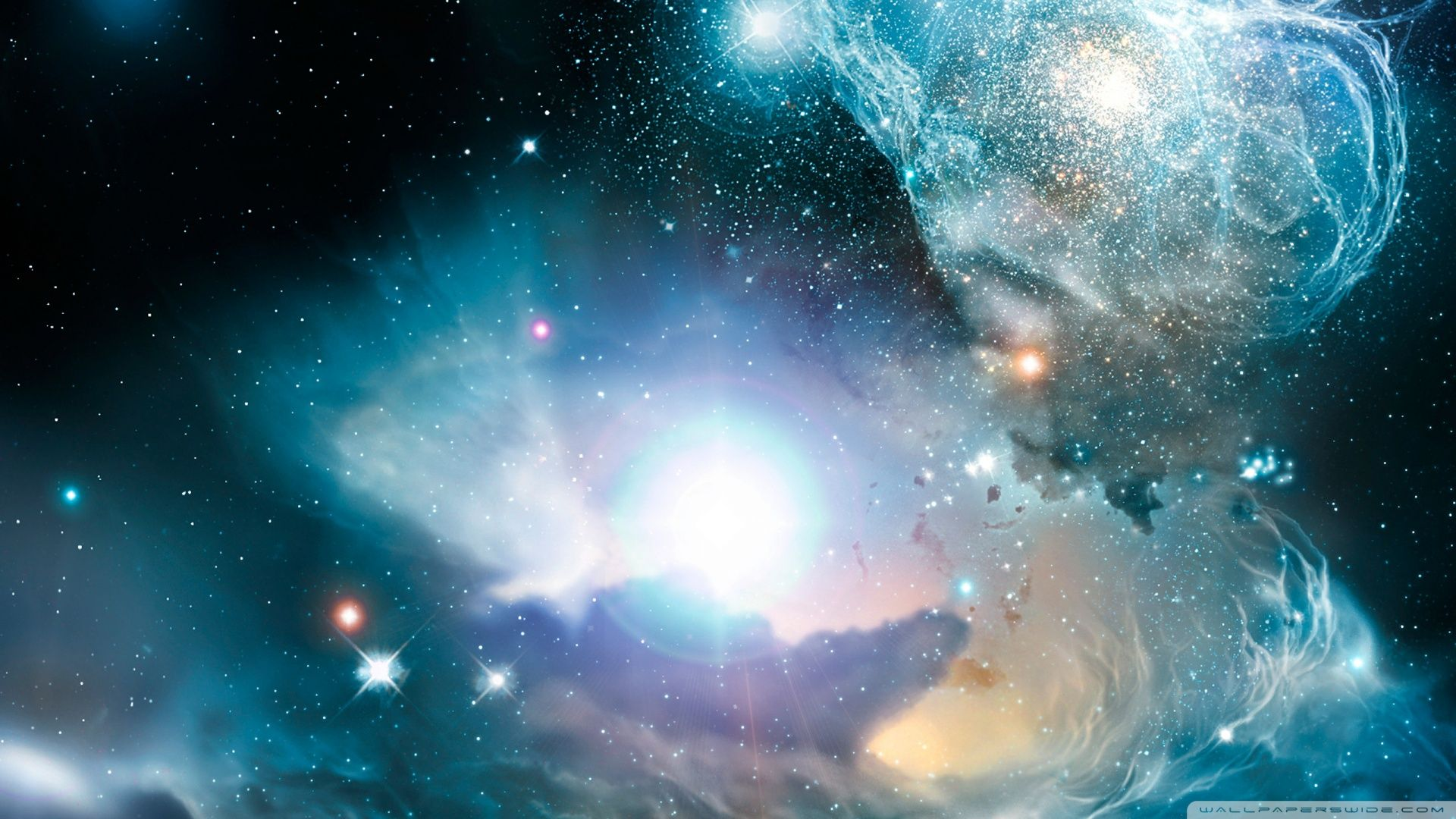 Astronomy desktop background free