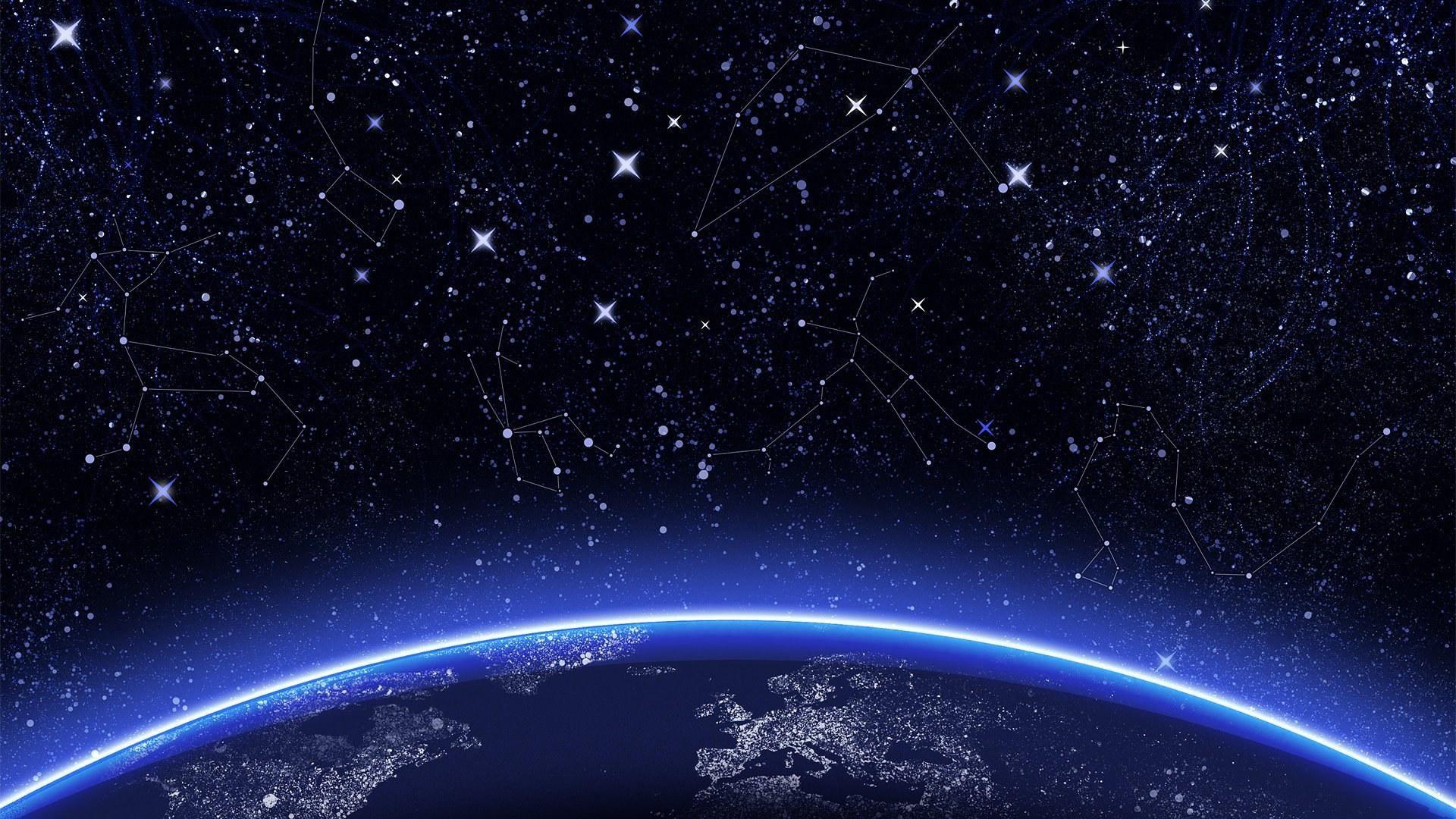 Astronomy desktop