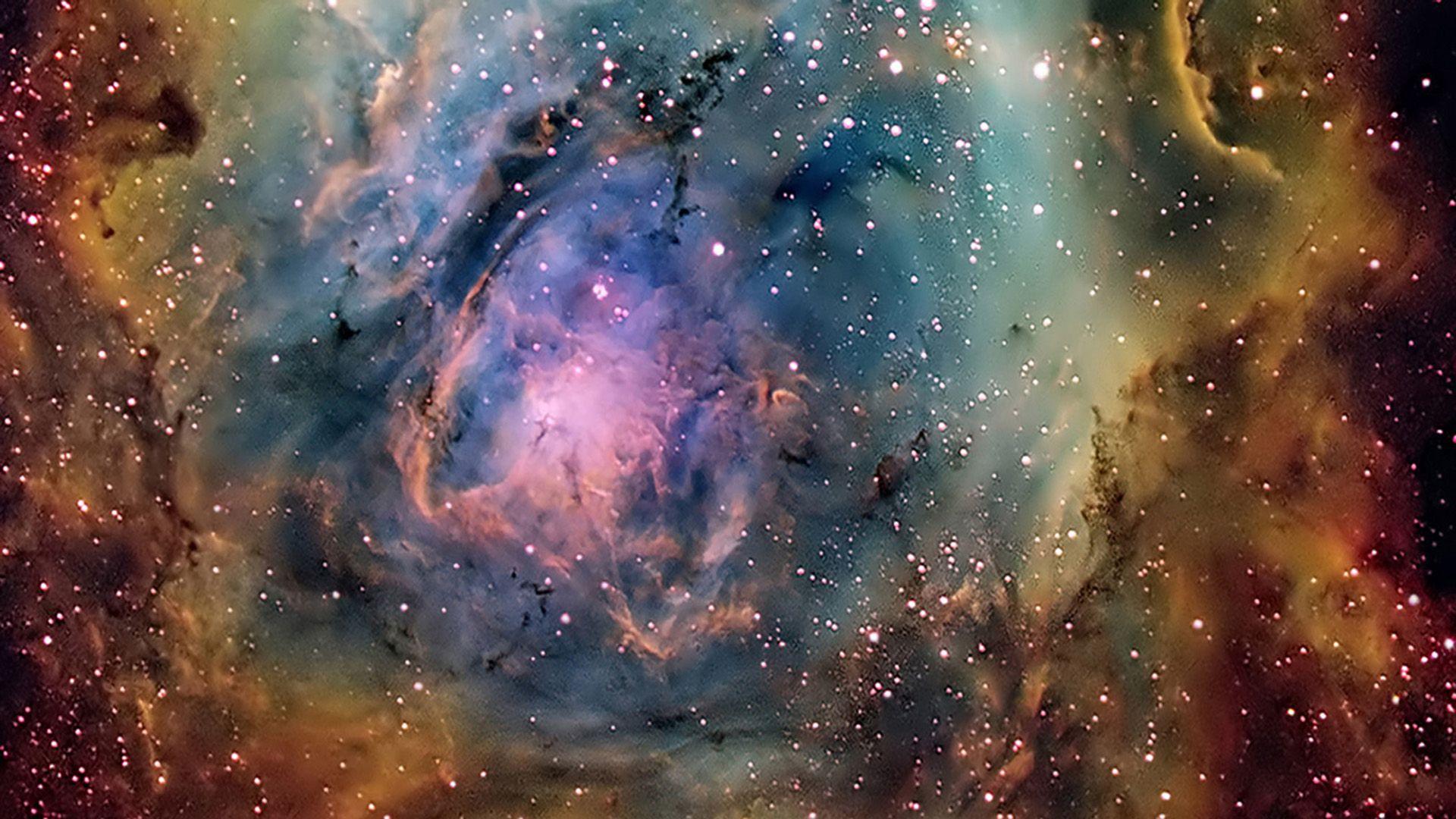 Astronomy background image