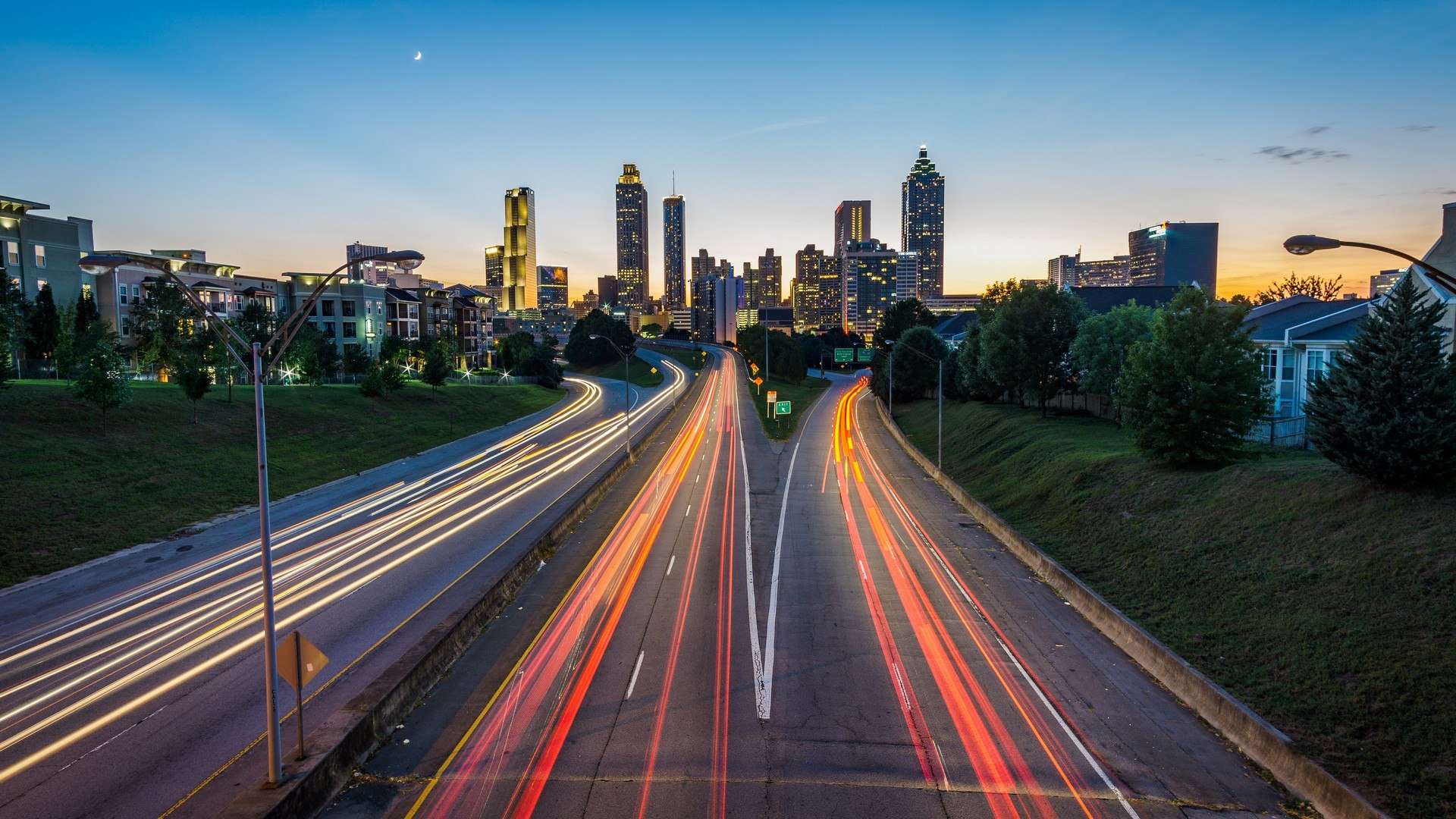 Atlanta background picture hd