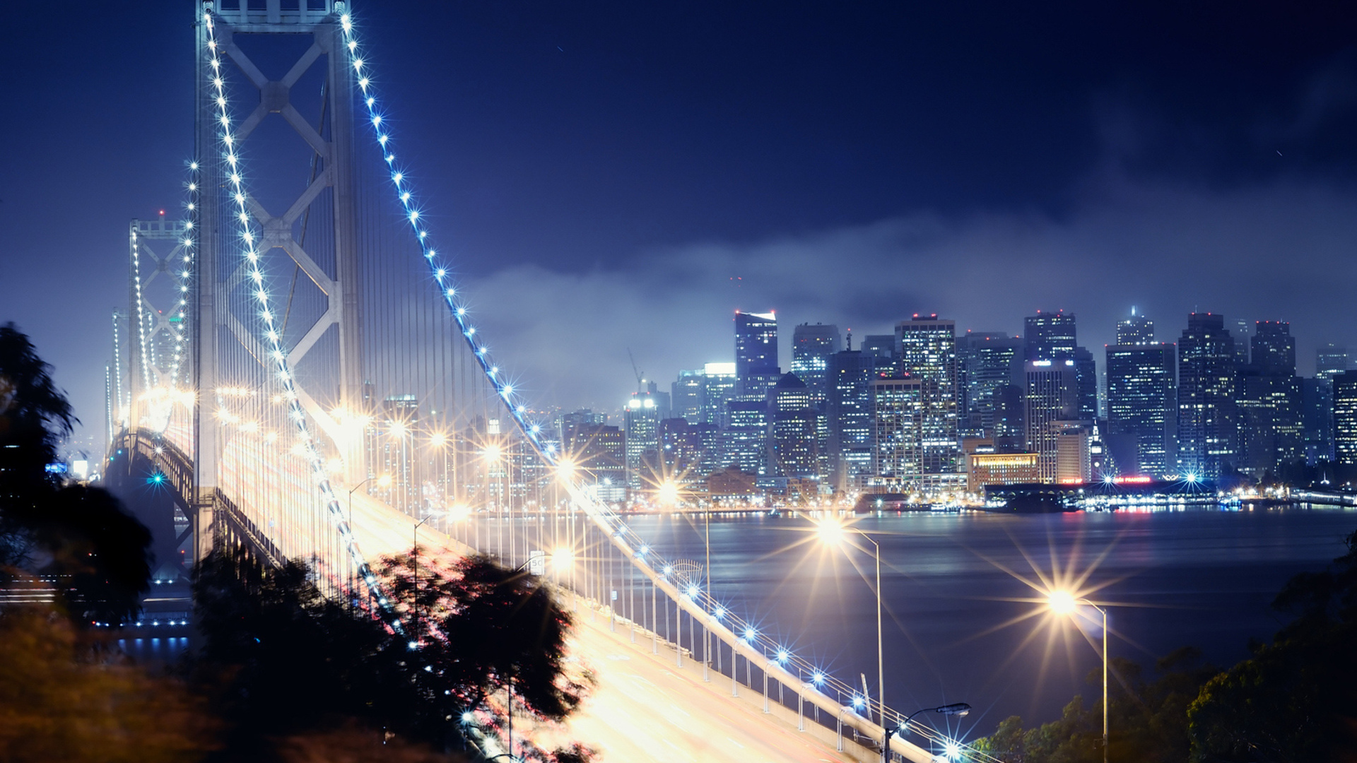 Bay Area wallpaper background